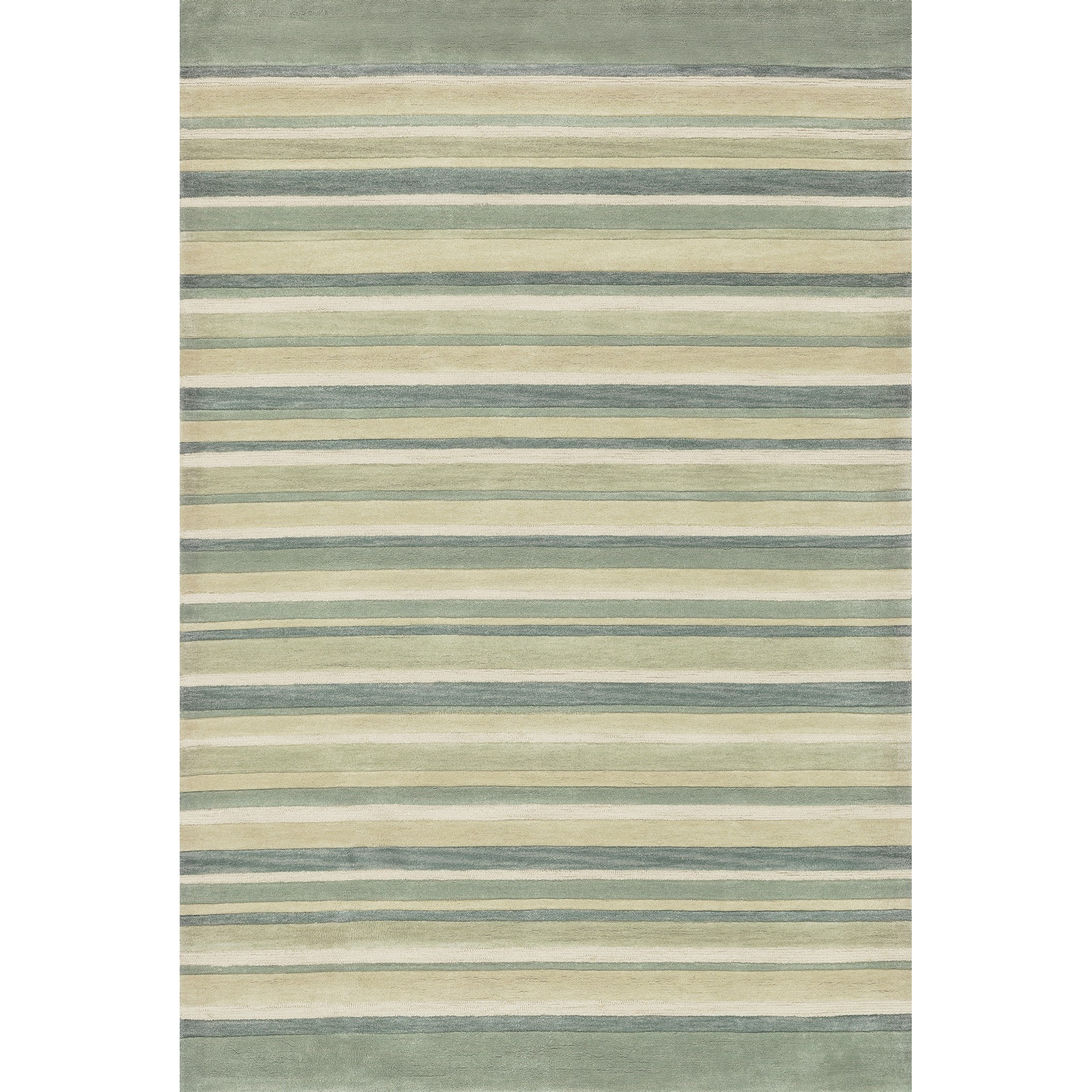 """Abacus 5'-0"""" x 7'-6"""" Area Rug by Loloi Rugs at Sprintz Furniture"""