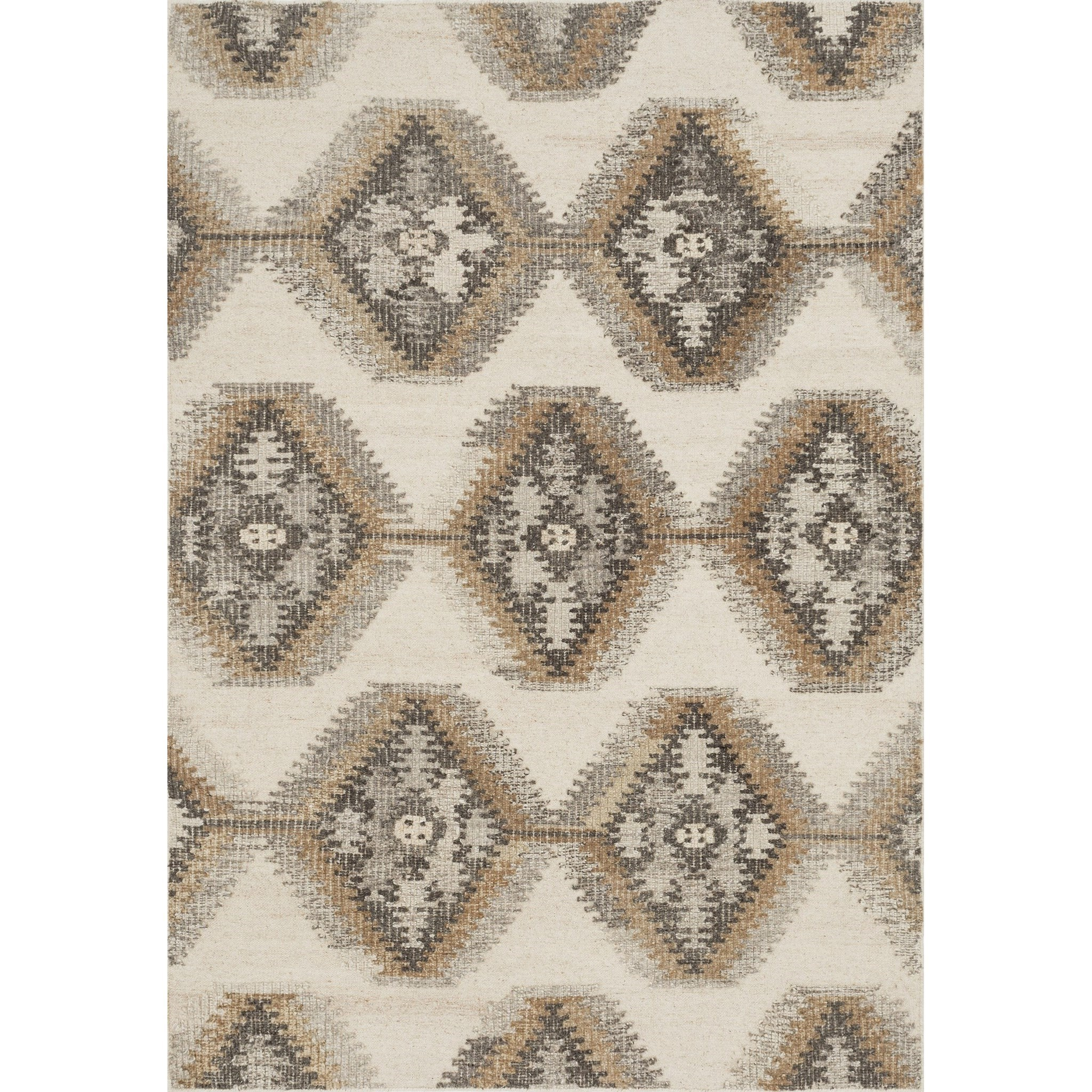 "Akina 3'-6"" x 5'-6"" Area Rug by Loloi Rugs at Virginia Furniture Market"