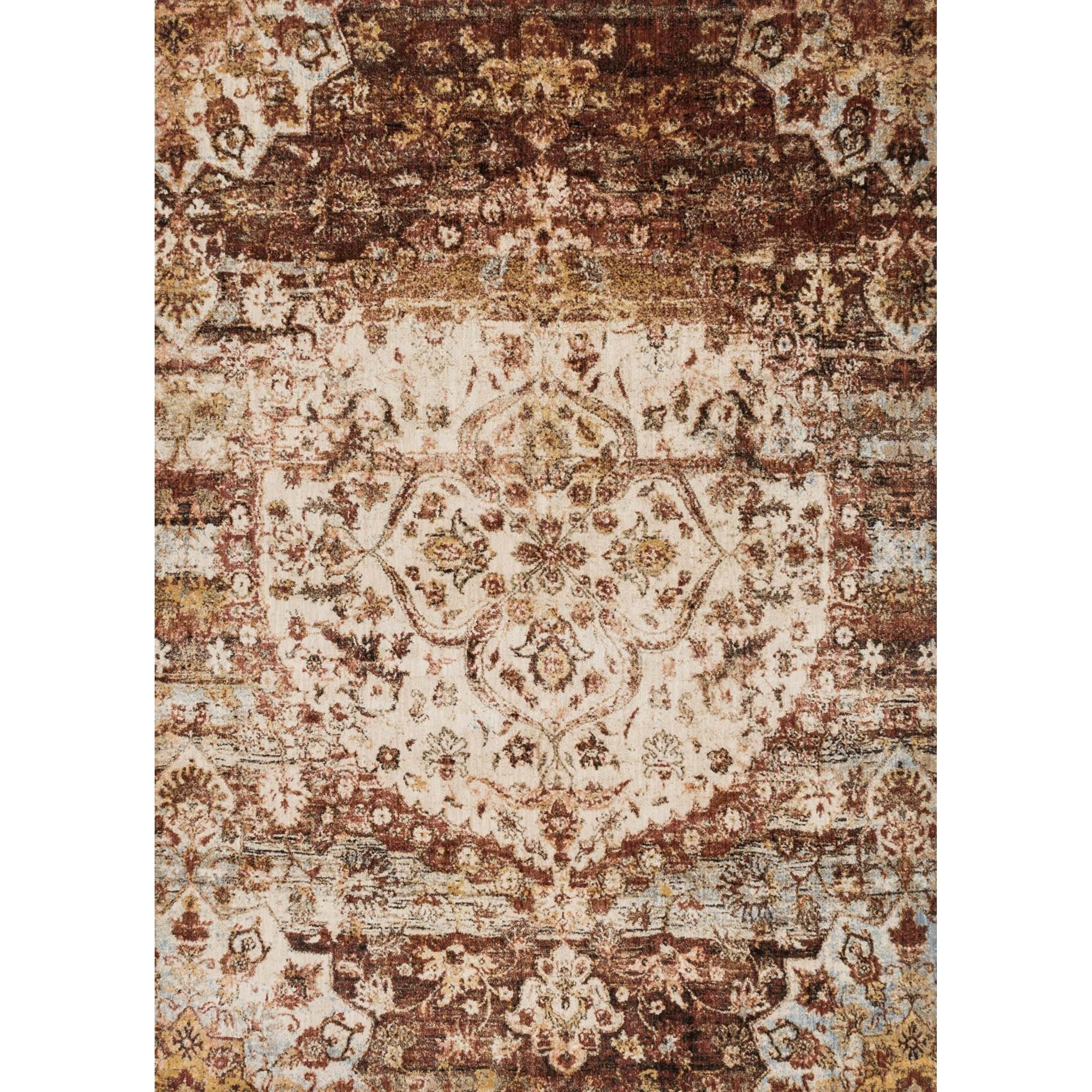 "Anastasia 7'-10"" x 10'-10"" Area Rug by Loloi Rugs at Virginia Furniture Market"