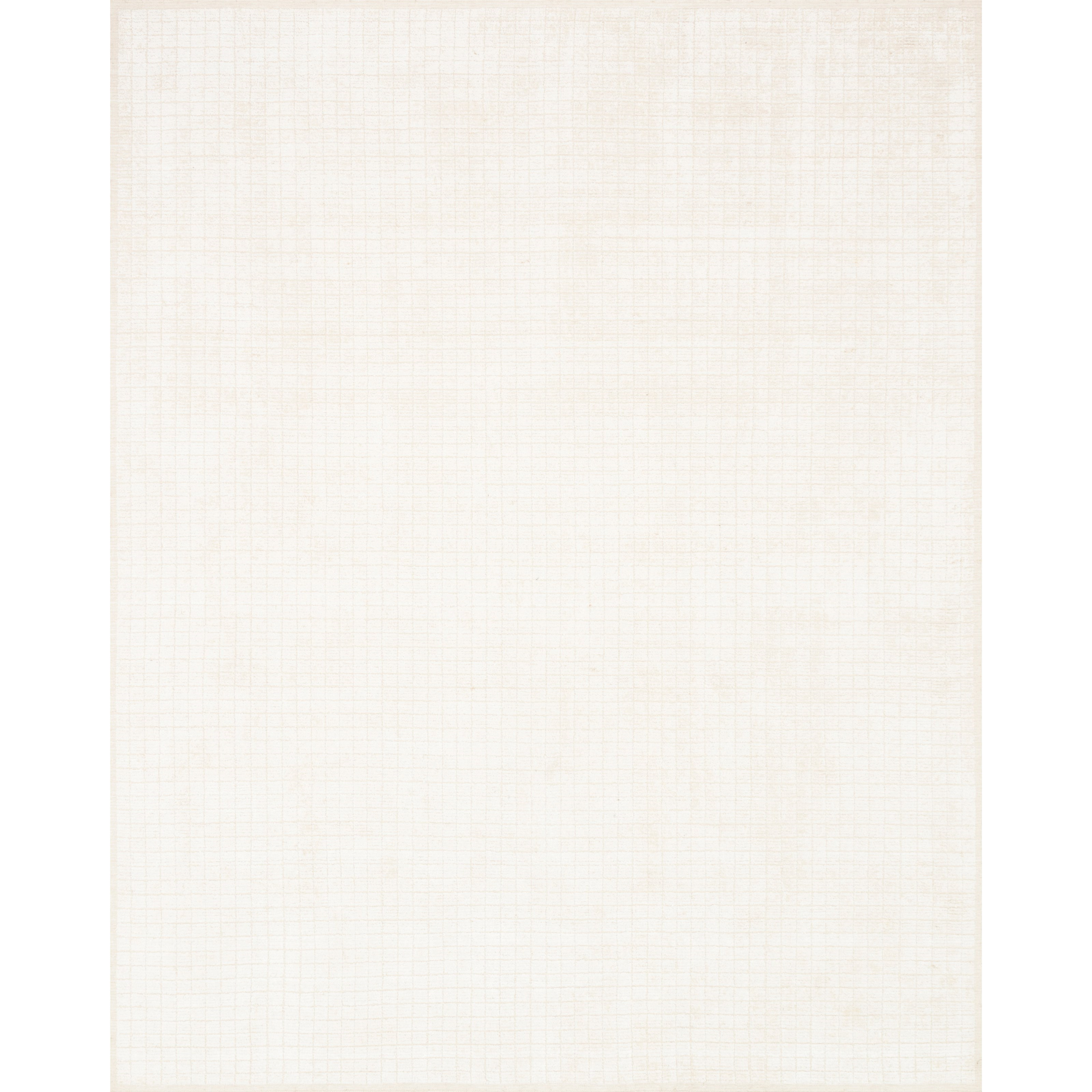 """Beverly 2'6"""" x 9'9"""" Ivory Rug by Loloi Rugs at Virginia Furniture Market"""