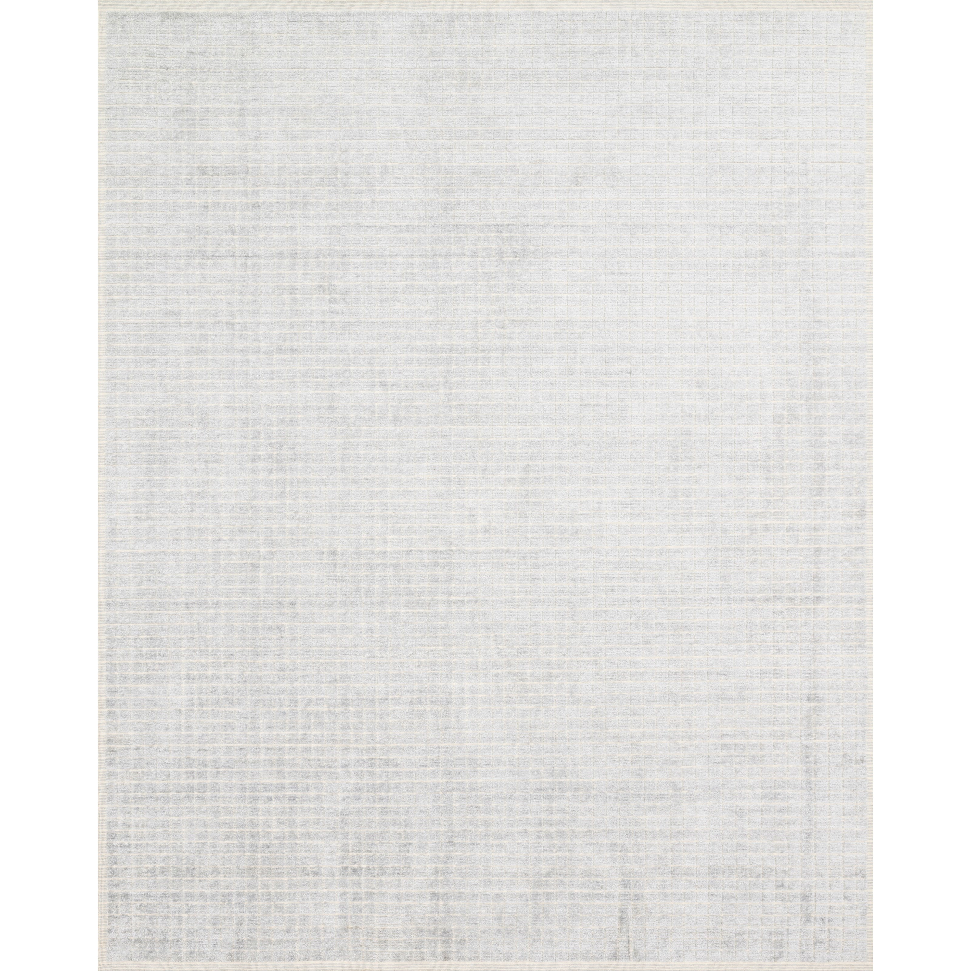 """Beverly 4'0"""" x 6'0"""" Silver / Sky Rug by Loloi Rugs at Virginia Furniture Market"""