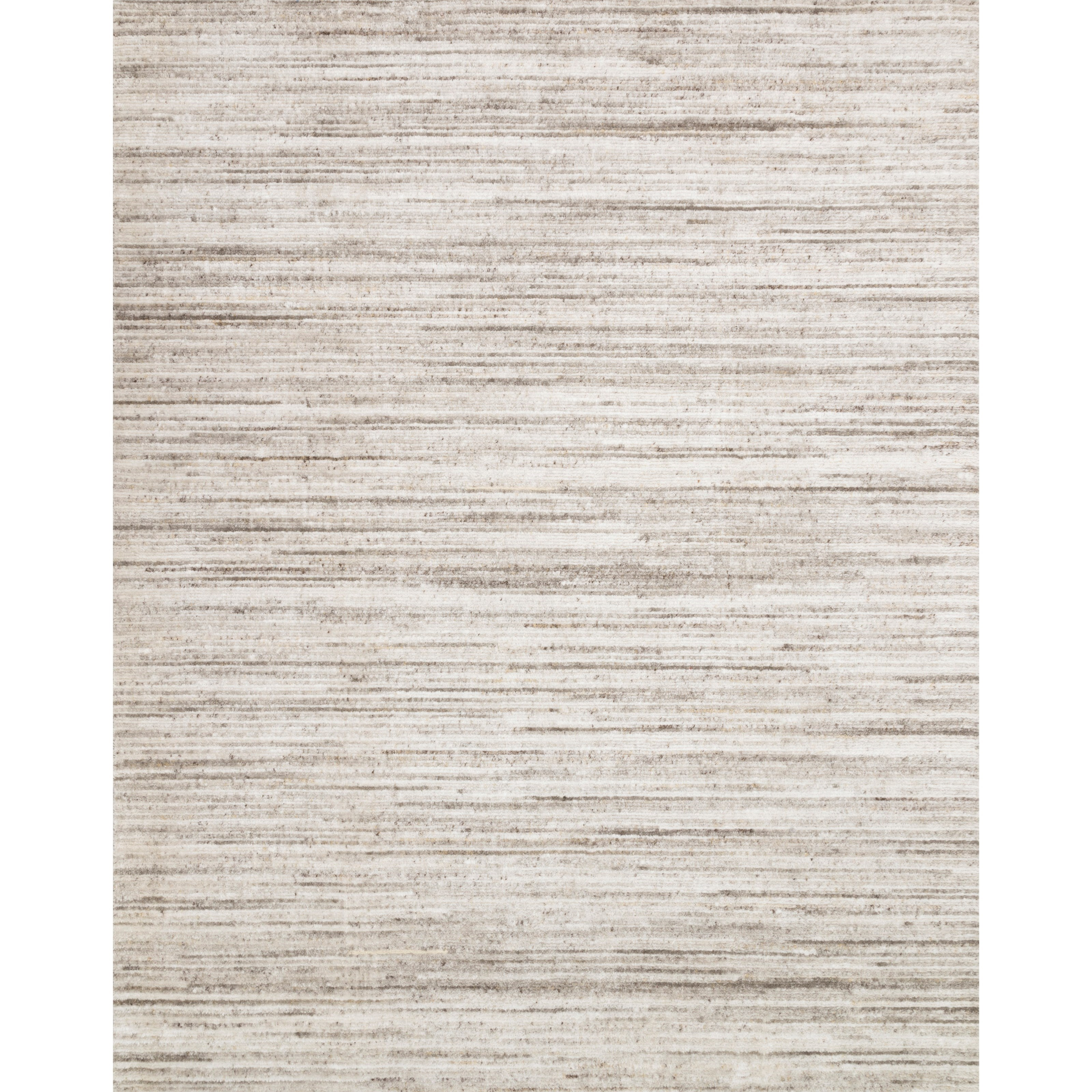"""Brandt 5'6"""" x 8'6"""" Ivory / Oatmeal Rug by Loloi Rugs at Virginia Furniture Market"""