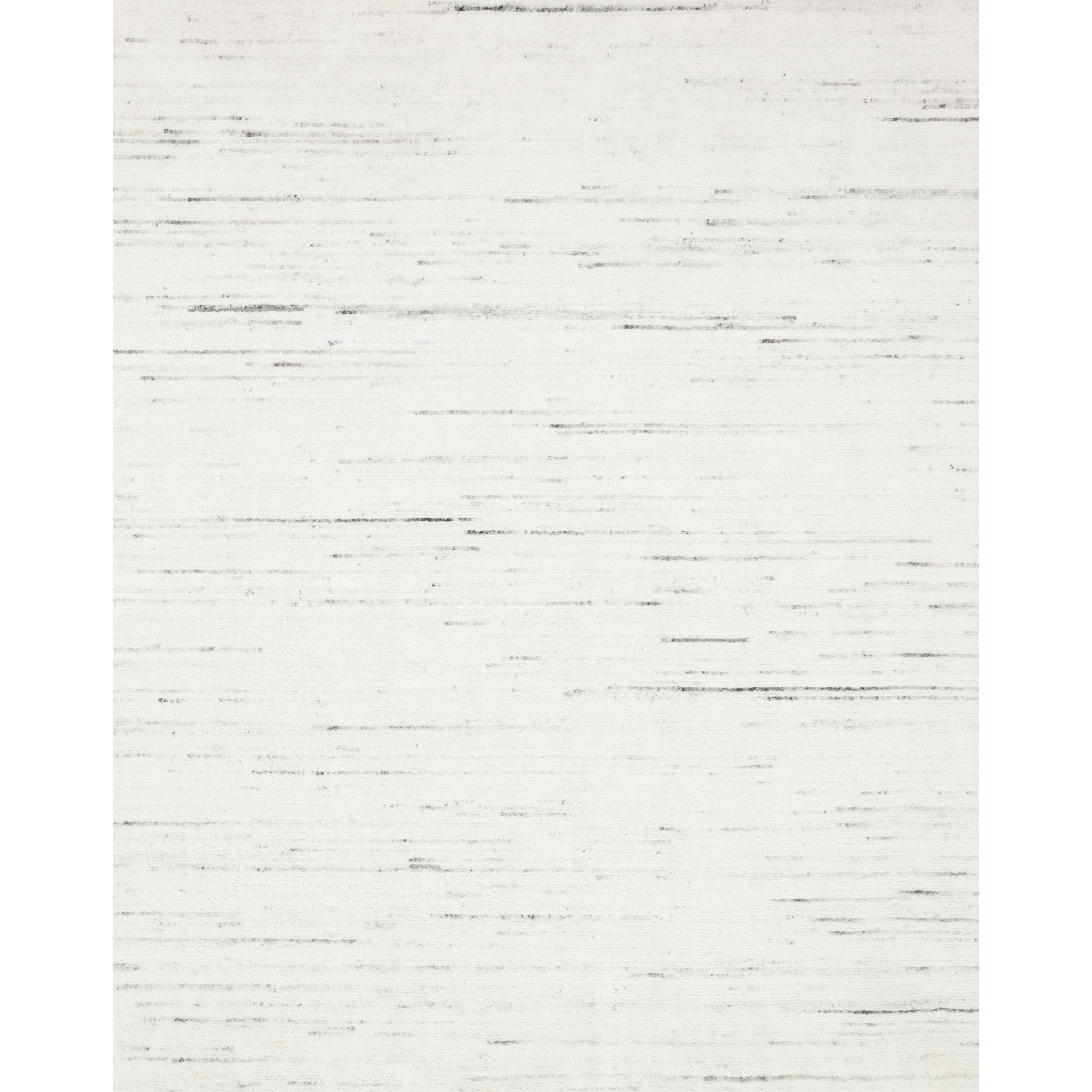 """Brandt 5'6"""" x 8'6"""" Ivory / Stone Rug by Loloi Rugs at Virginia Furniture Market"""