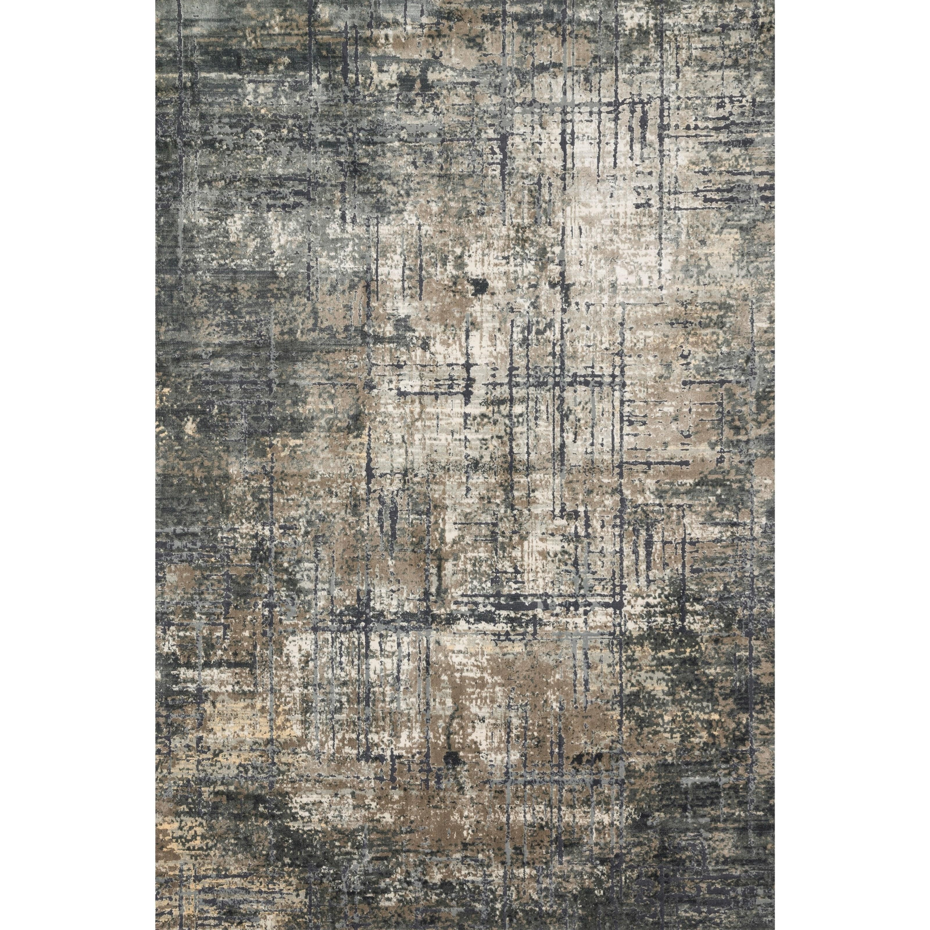 """Cascade 7'-10"""" x 10'-10"""" Rug by Loloi Rugs at Belfort Furniture"""