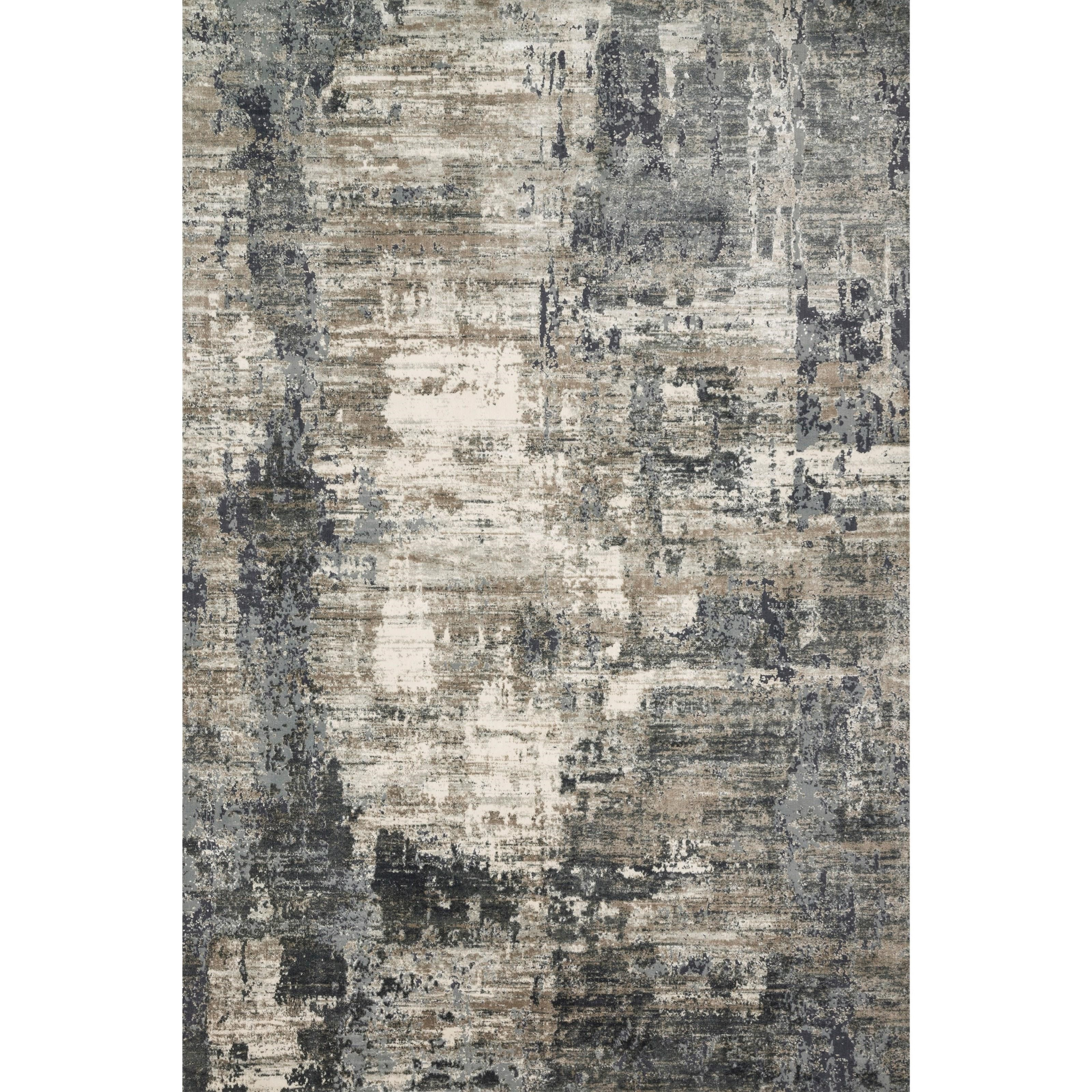 """Cascade 5'-3"""" x 7'-8"""" Rug by Loloi Rugs at Darvin Furniture"""