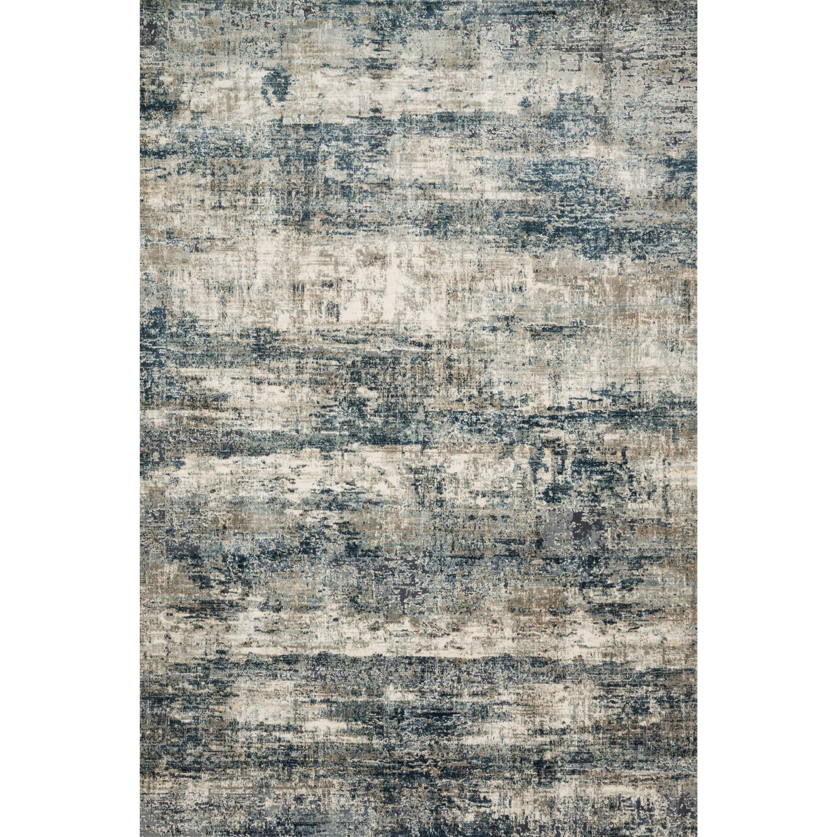"""Cascade 3'-7"""" x 5'-7"""" Rug by Loloi Rugs at Virginia Furniture Market"""