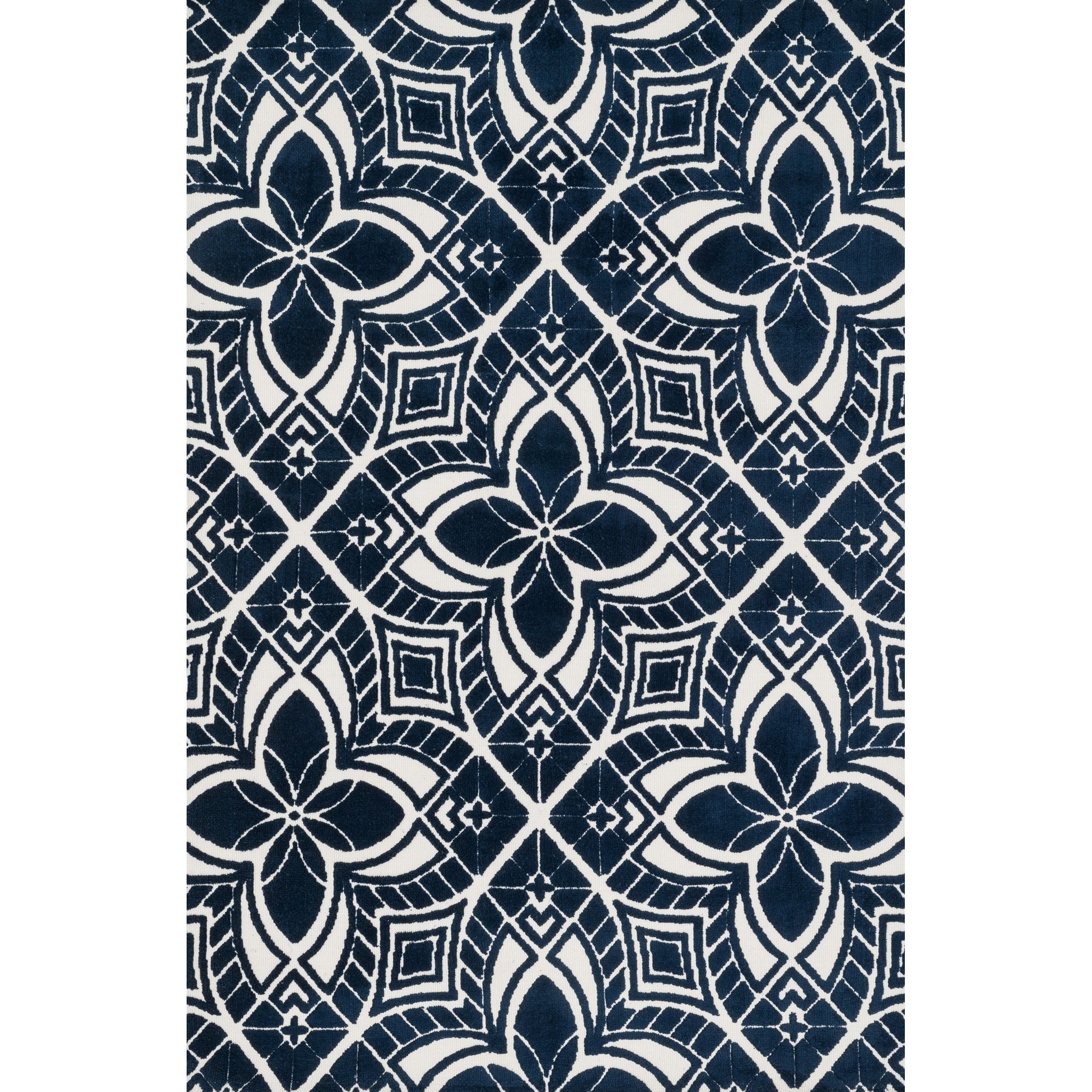 """Cassidy 7'-6"""" x 9'-6"""" Area Rug by Loloi Rugs at Virginia Furniture Market"""