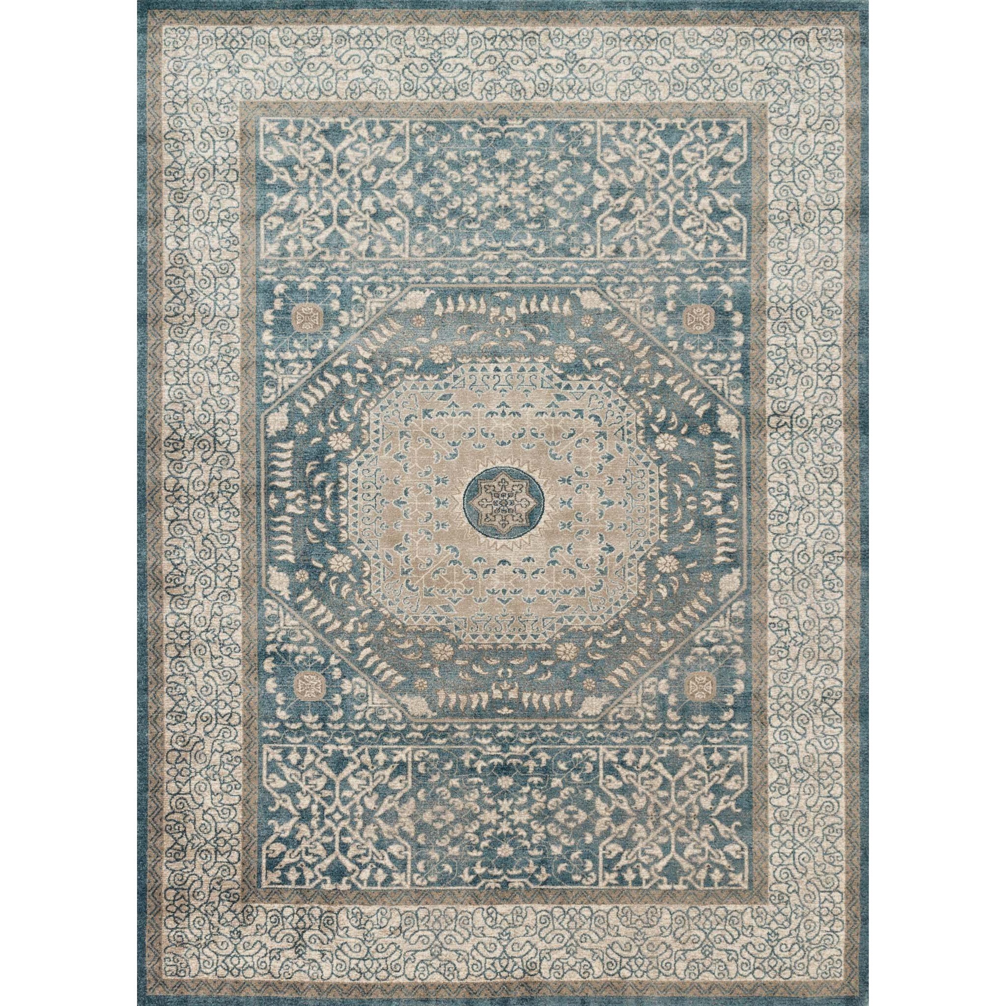 """Century 2'-7"""" X 4' Area Rug by Loloi Rugs at Virginia Furniture Market"""
