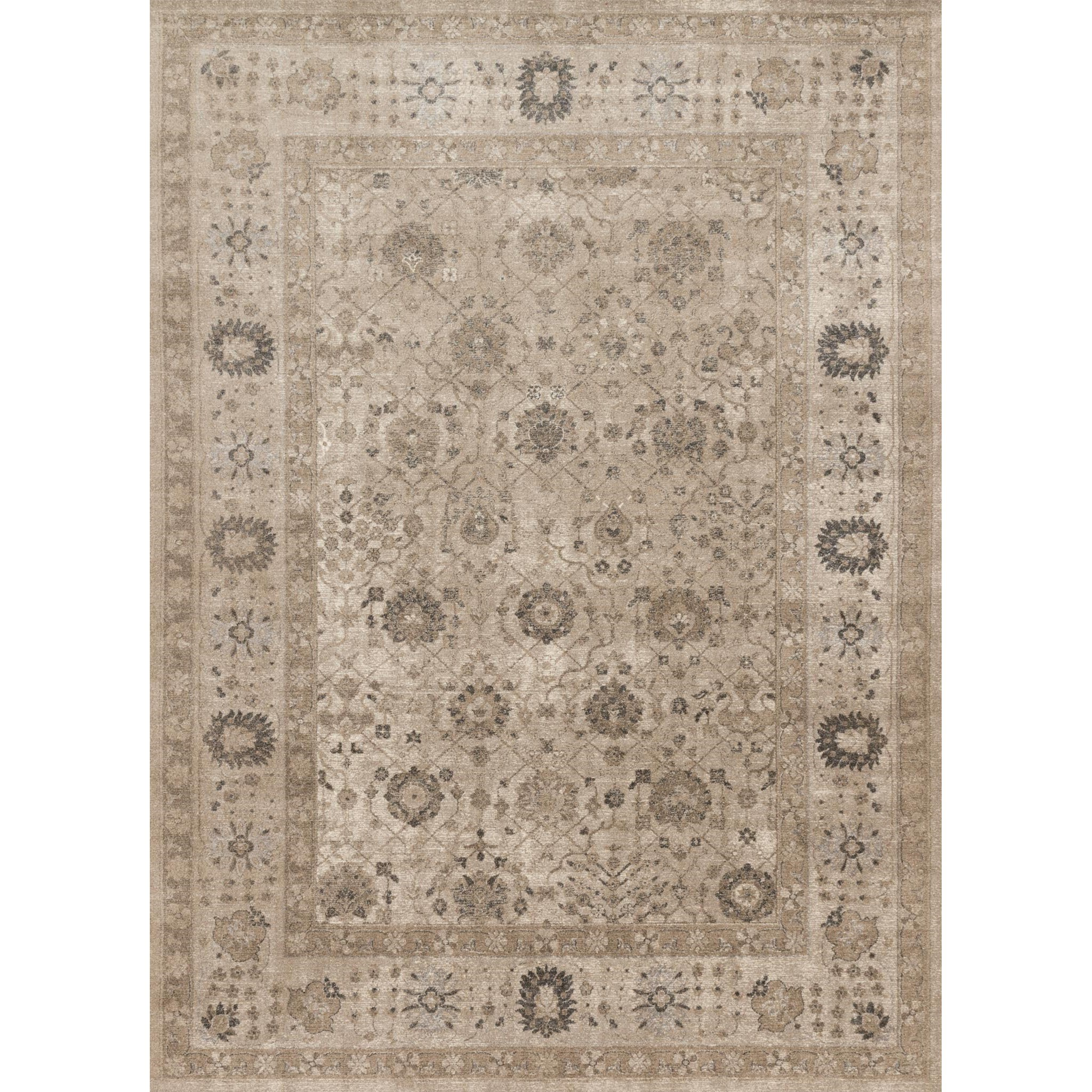 """Century 7'-10"""" X 10'-6"""" Area Rug by Loloi Rugs at Darvin Furniture"""