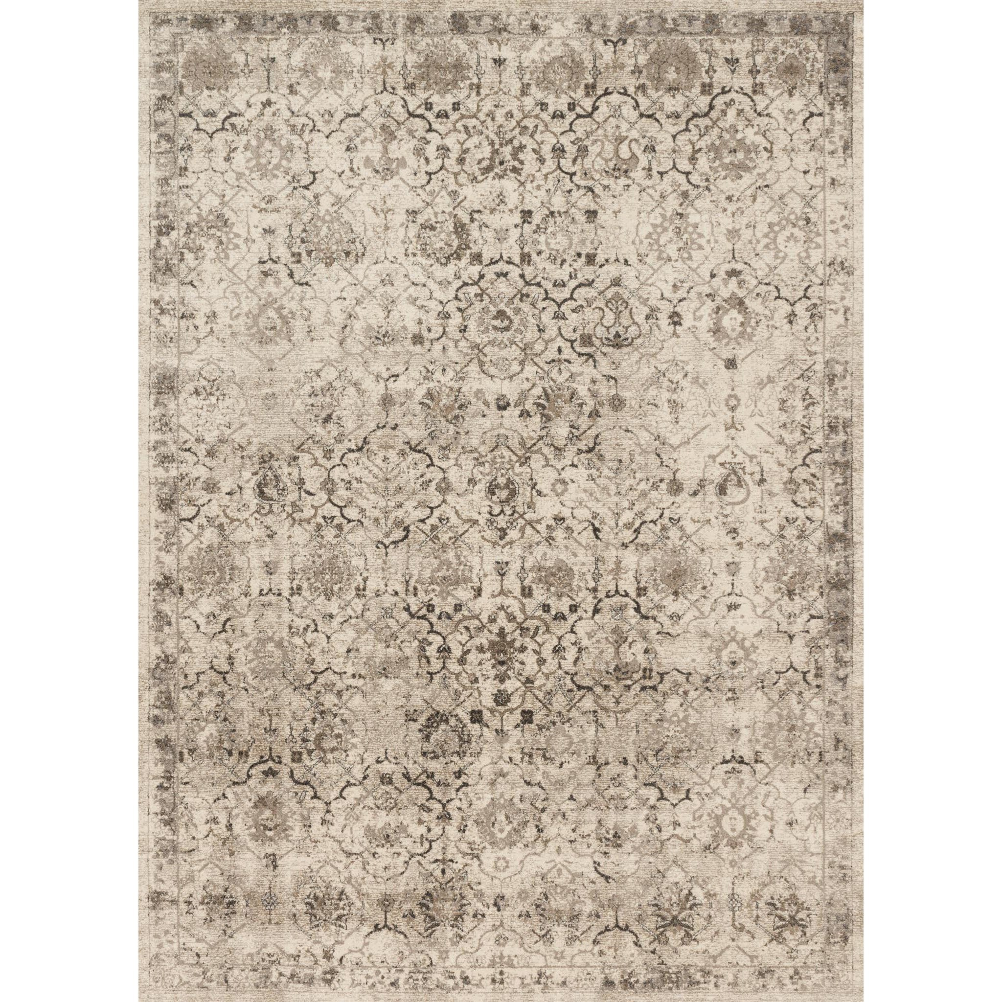 """Century 5'-3"""" X 7'-6"""" Area Rug by Loloi Rugs at Darvin Furniture"""