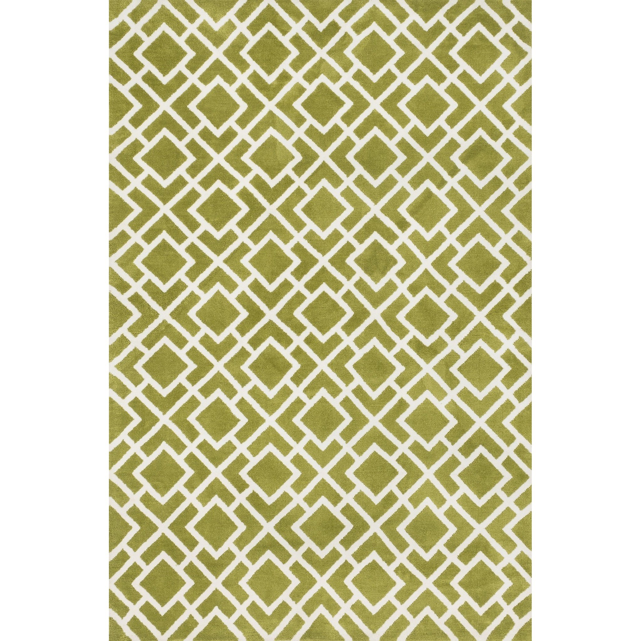 """Charlotte 7'-6"""" x 9'-6"""" Area Rug by Loloi Rugs at Virginia Furniture Market"""