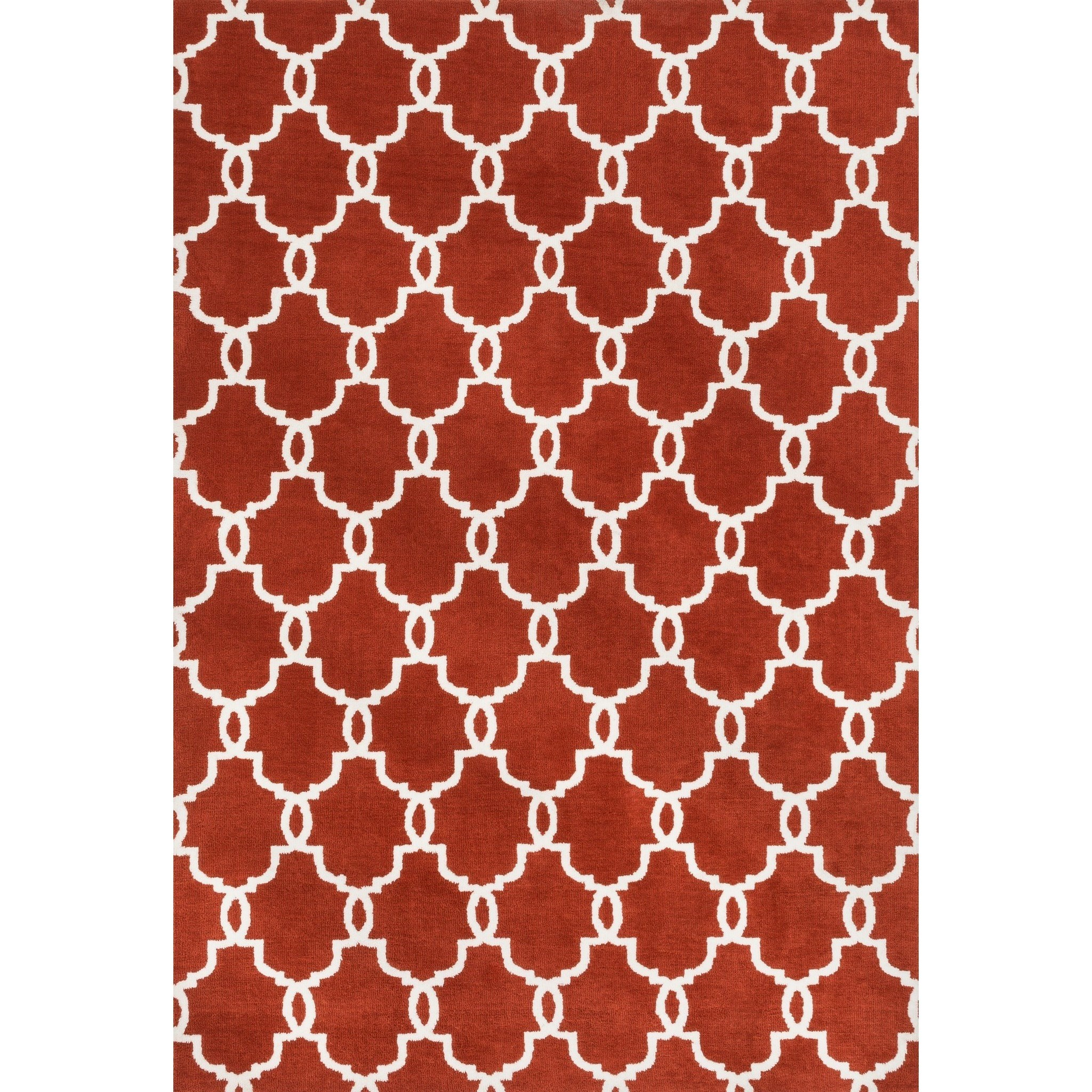 """Charlotte 5'-0"""" x 7'-6"""" Area Rug by Loloi Rugs at Virginia Furniture Market"""
