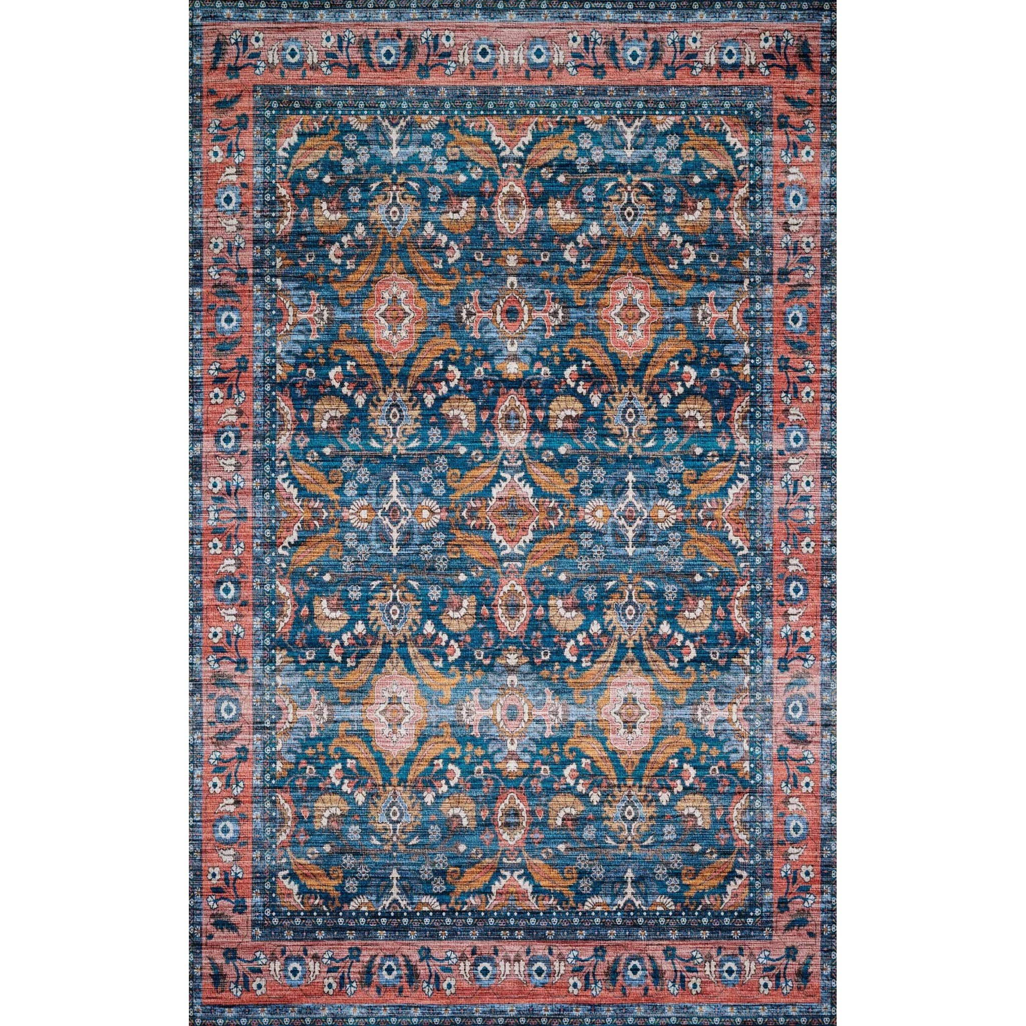 """Cielo-Loloi X Justina Blakeney Collection 3'-0"""" x 5'-0"""" Rug by Loloi Rugs at Virginia Furniture Market"""