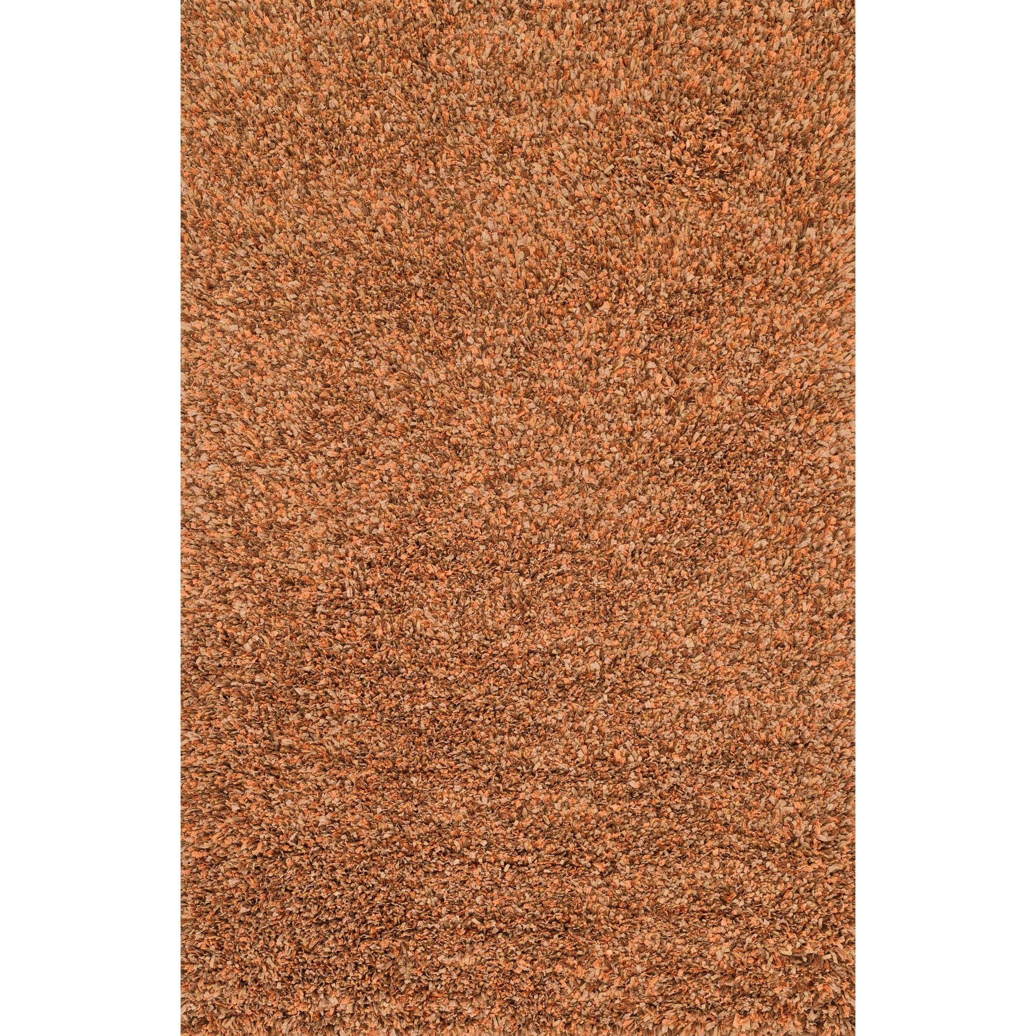 """Cleo Shag 5'-0"""" x 7'-6"""" Area Rug by Loloi Rugs at Virginia Furniture Market"""