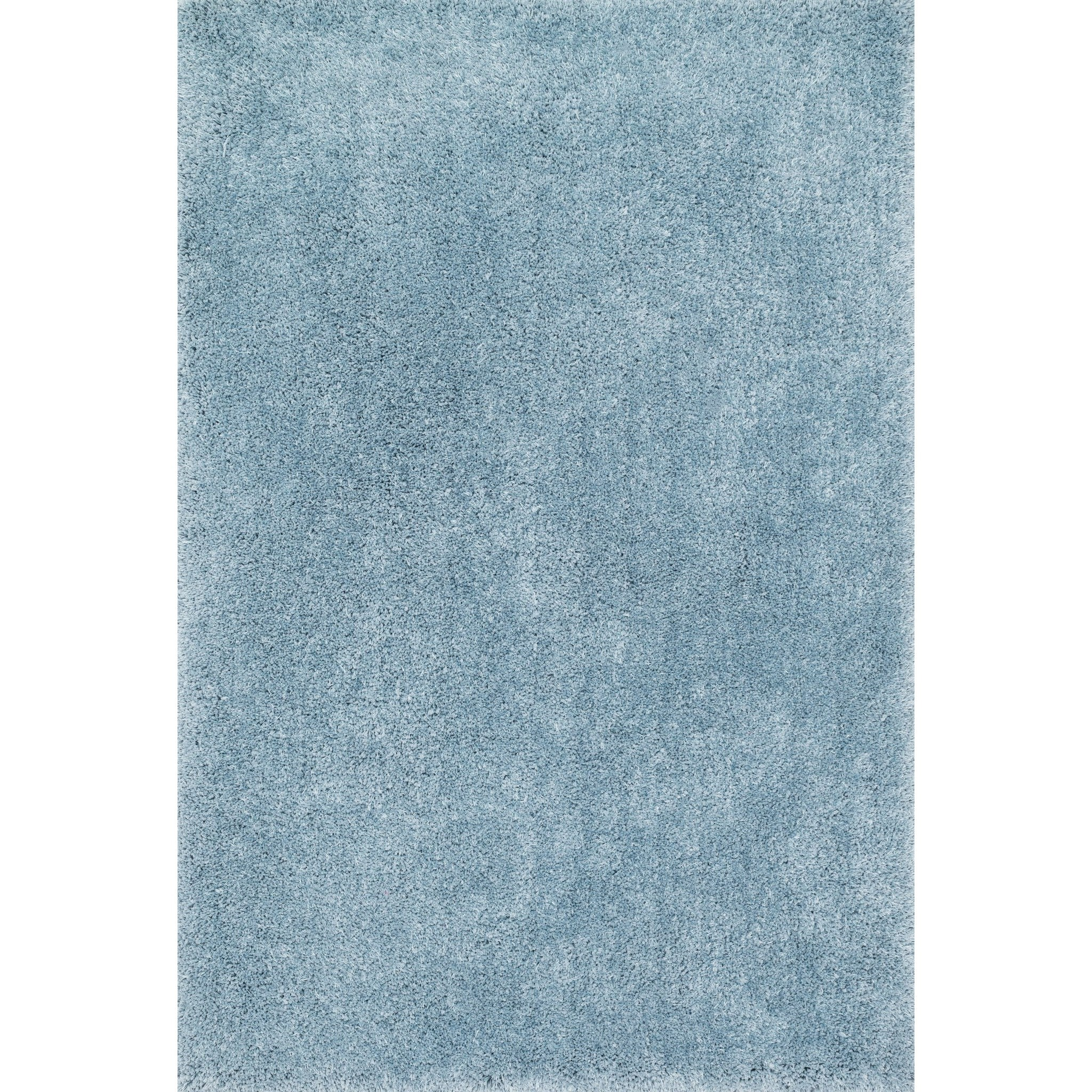 """Cozy Shag 3'-6"""" x 5'-6"""" Area Rug by Loloi Rugs at Virginia Furniture Market"""