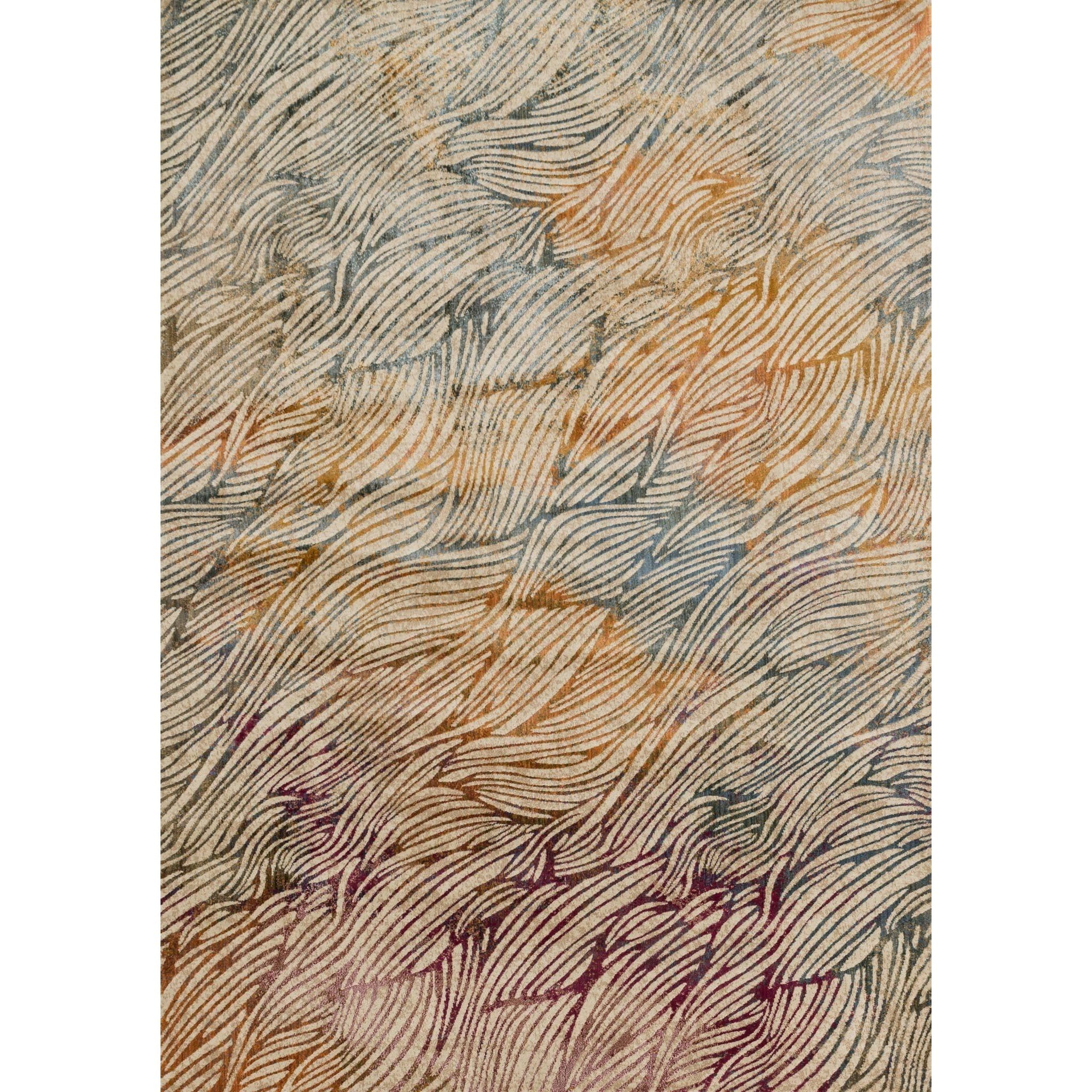 """DREAMSCAPE 5'-0"""" X 7'-6"""" Rug by Loloi Rugs at Virginia Furniture Market"""