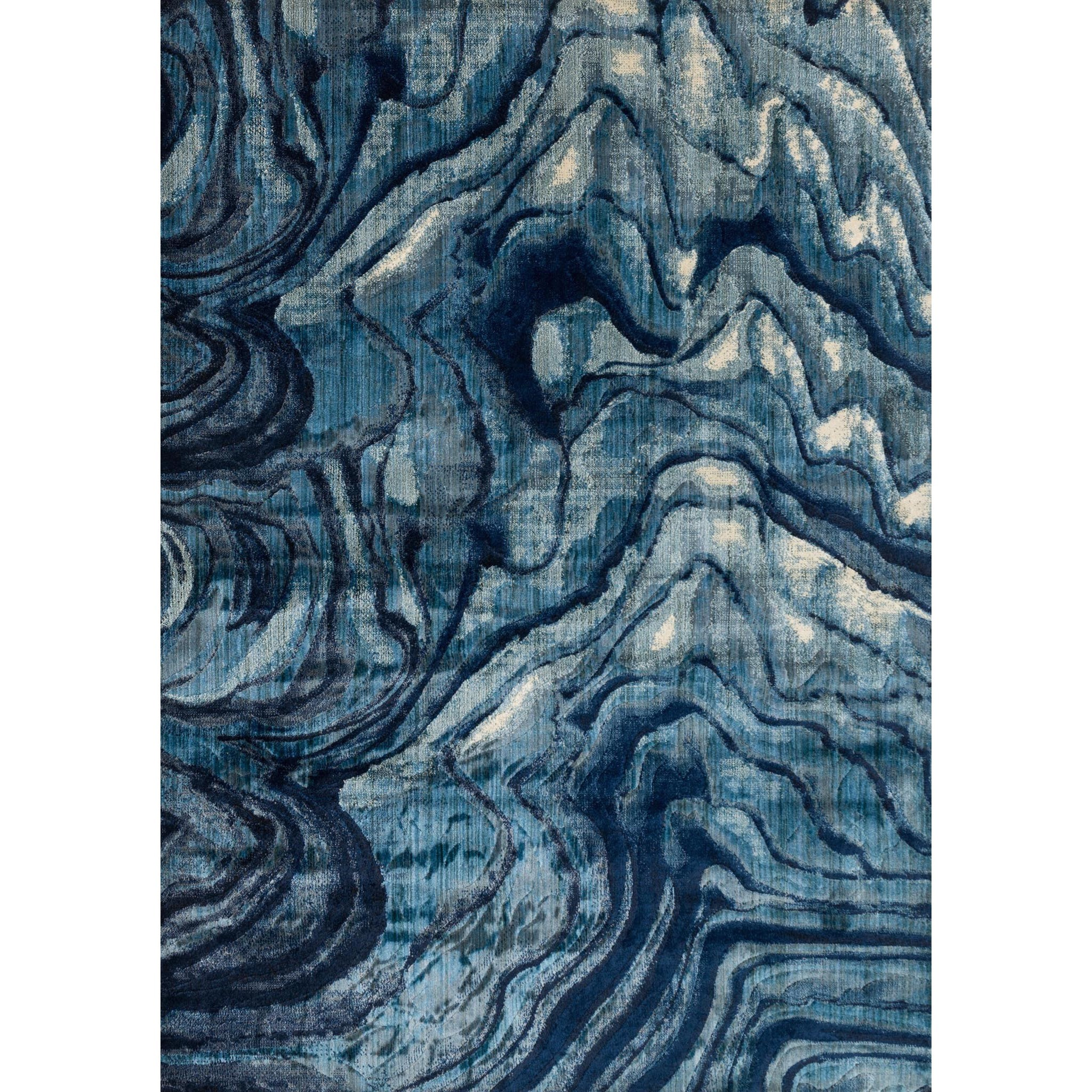 """DREAMSCAPE 6'-7"""" X 9'-2"""" Rug by Loloi Rugs at Virginia Furniture Market"""