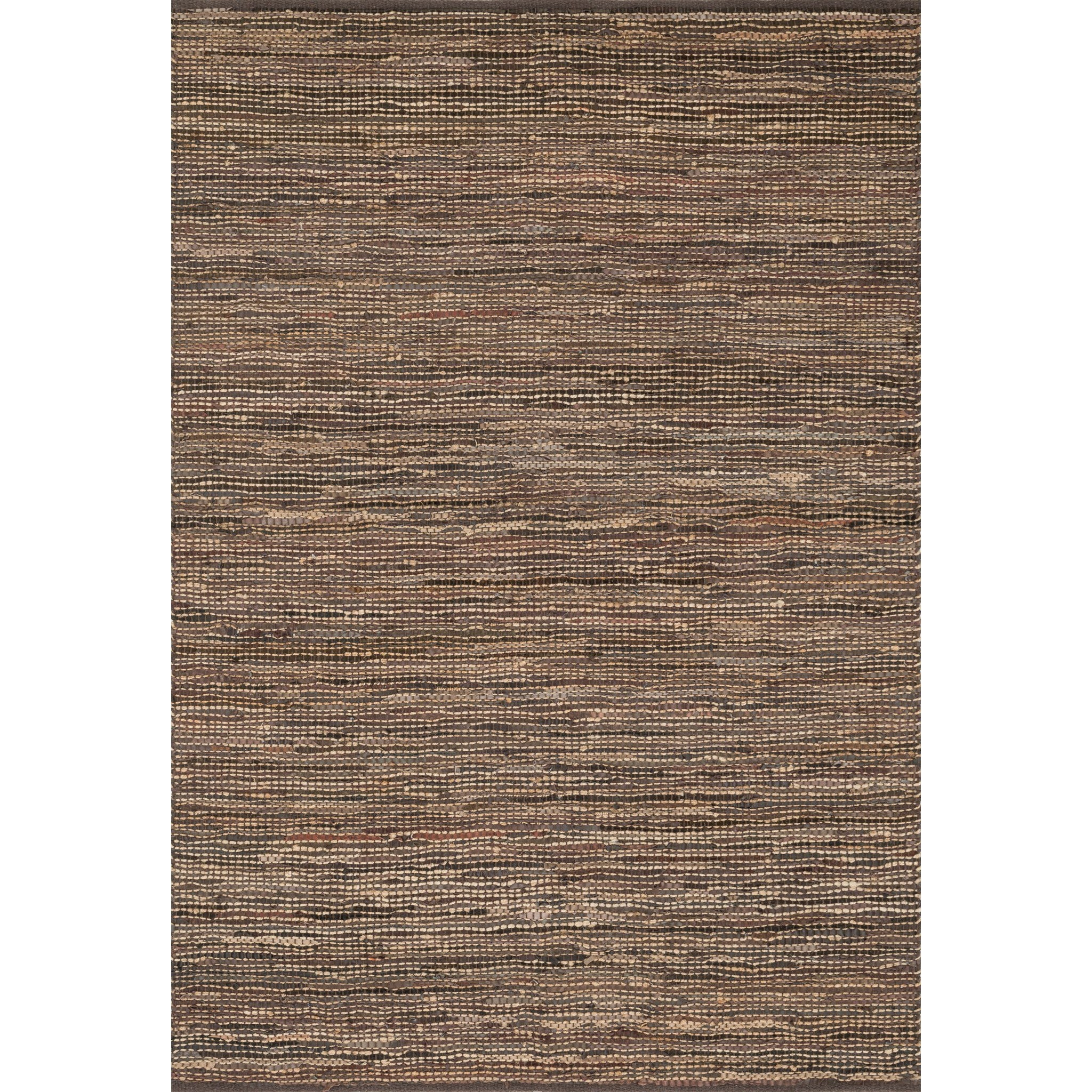 """Edge 7'-9"""" x 9'-9"""" Area Rug by Loloi Rugs at Virginia Furniture Market"""