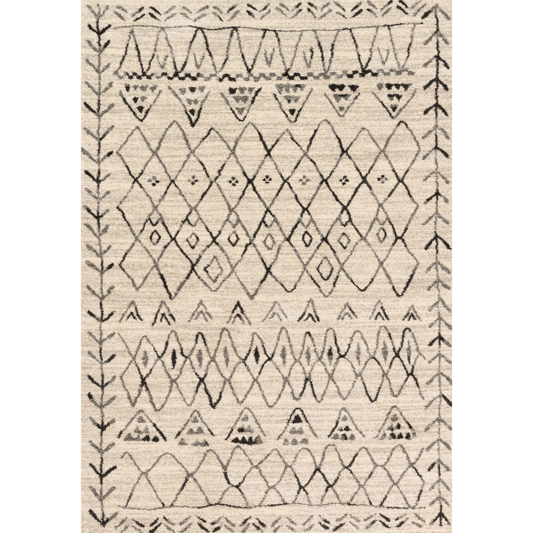 """Emory 7'-7"""" X 10'-6"""" Area Rug by Loloi Rugs at Virginia Furniture Market"""