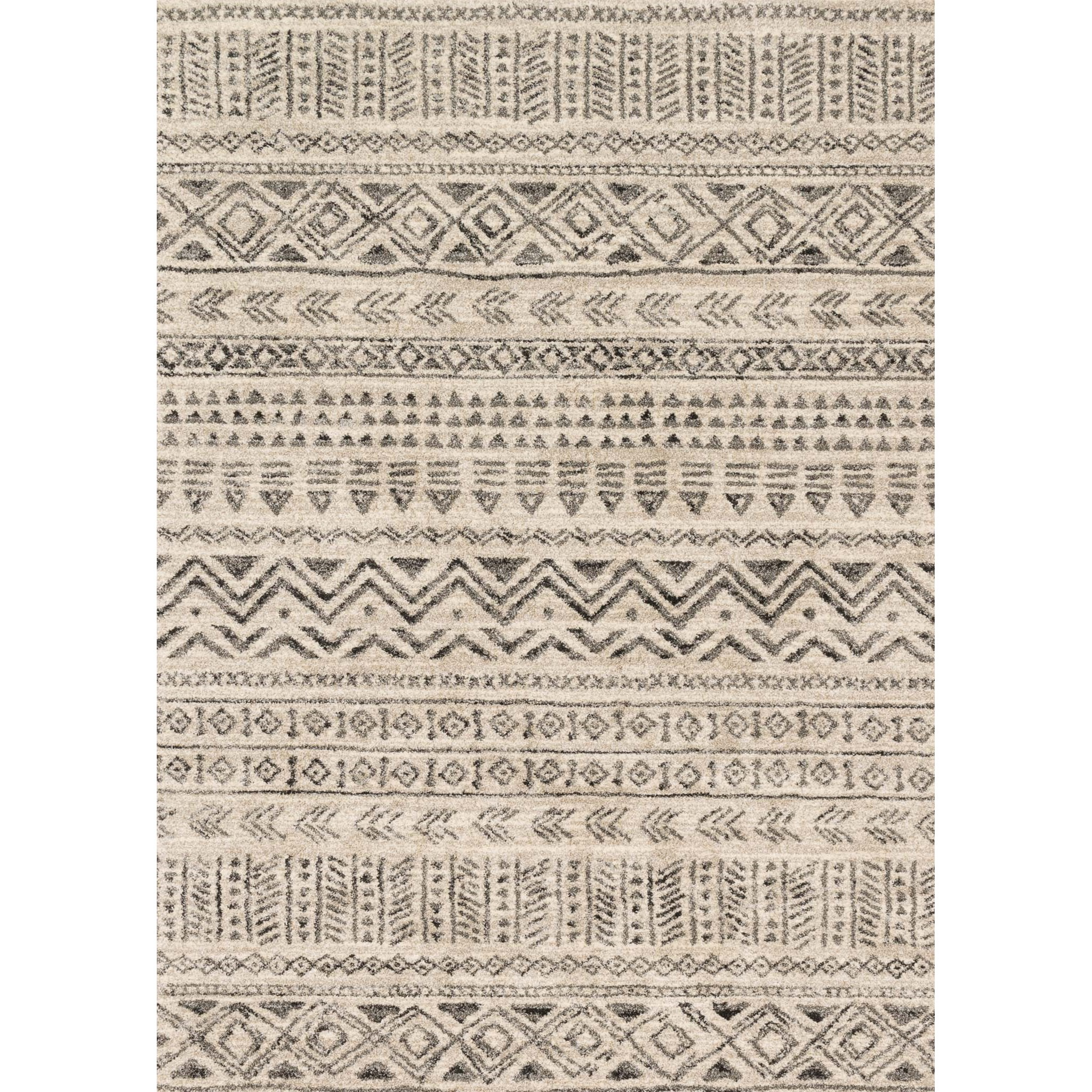 """Emory 3'-10"""" X 5'-7"""" Area Rug by Loloi Rugs at Virginia Furniture Market"""
