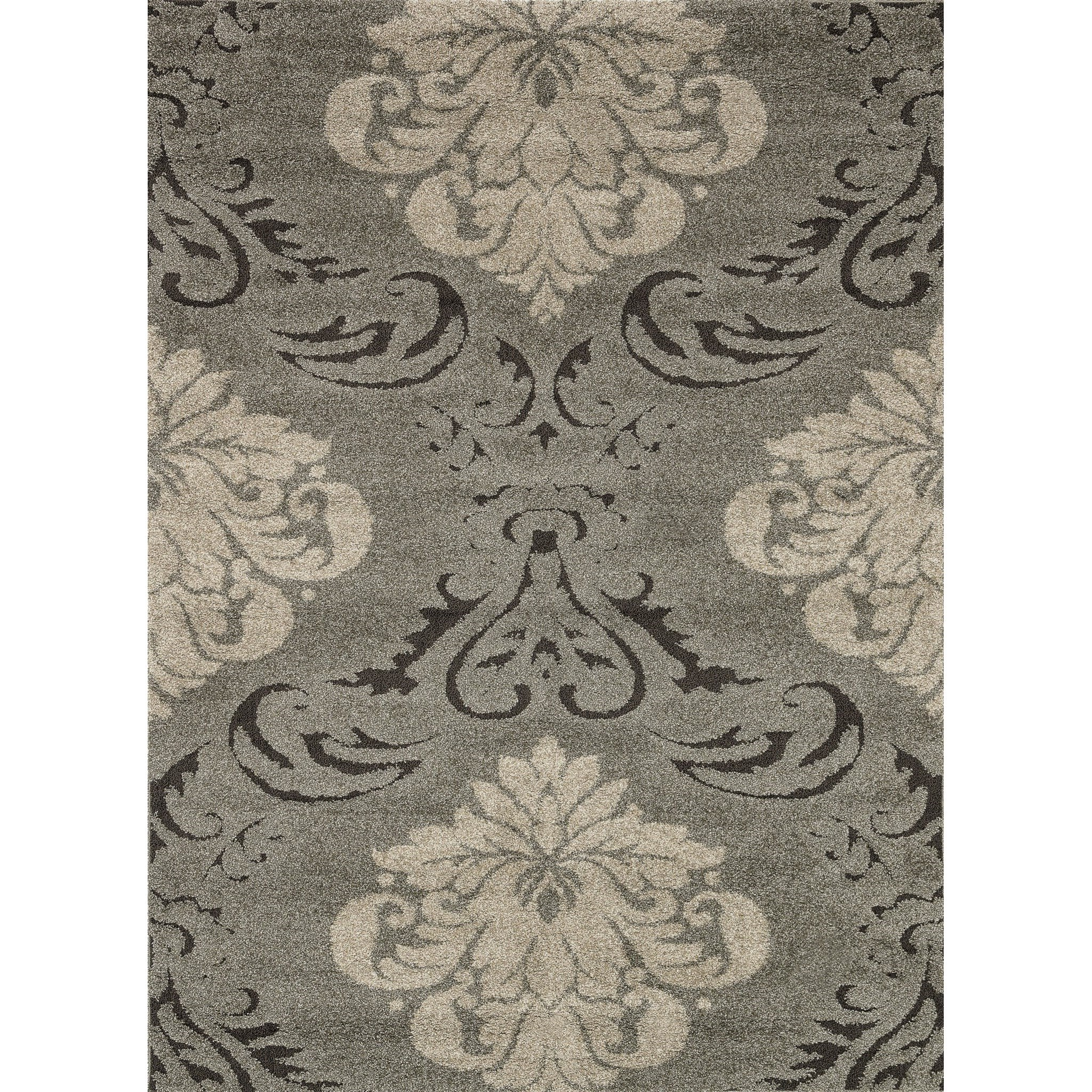 """Enchant 7'-7"""" X 7'-7"""" Square Area Rug by Loloi Rugs at Virginia Furniture Market"""