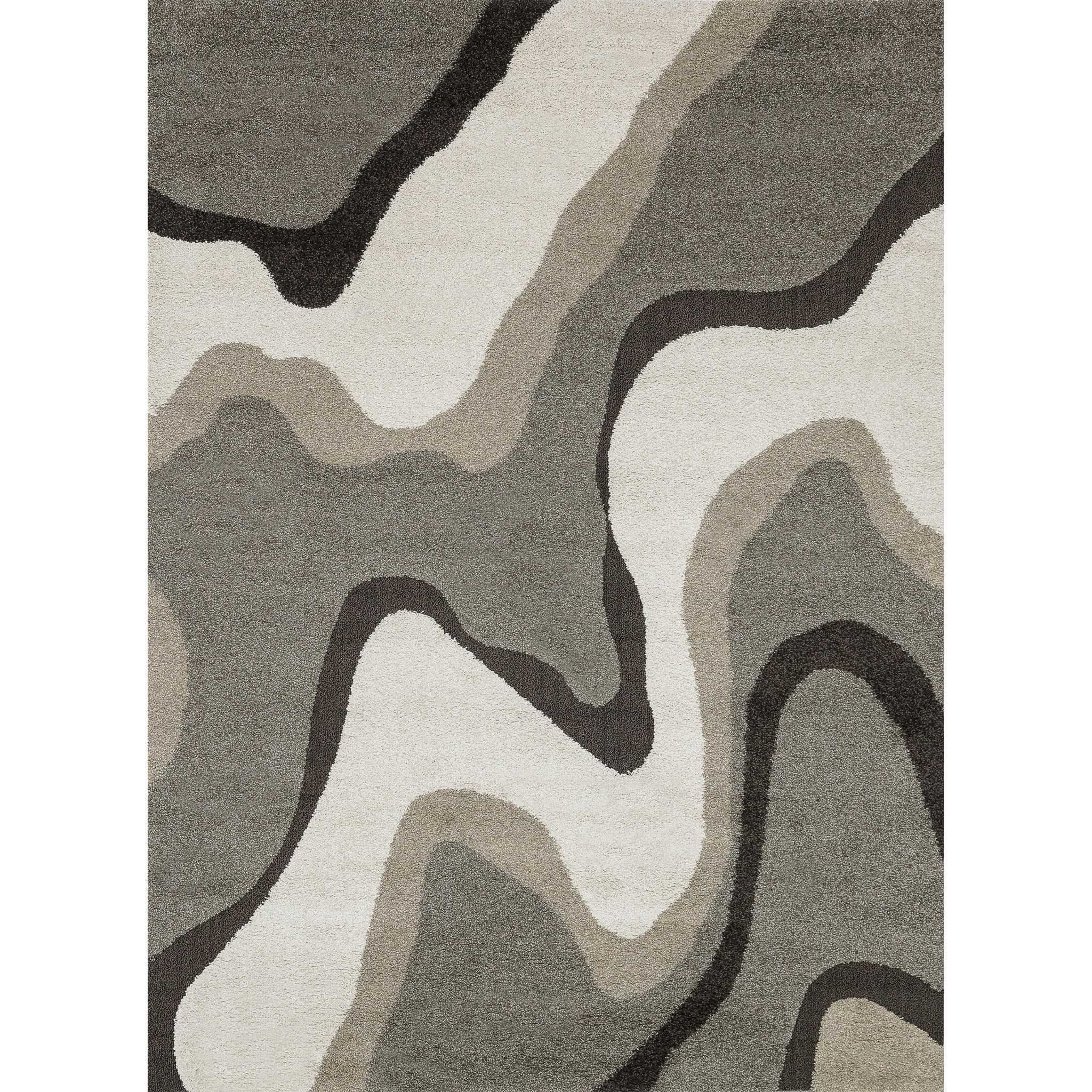 """Enchant 5'-3"""" X 7'-7"""" Area Rug by Loloi Rugs at Darvin Furniture"""