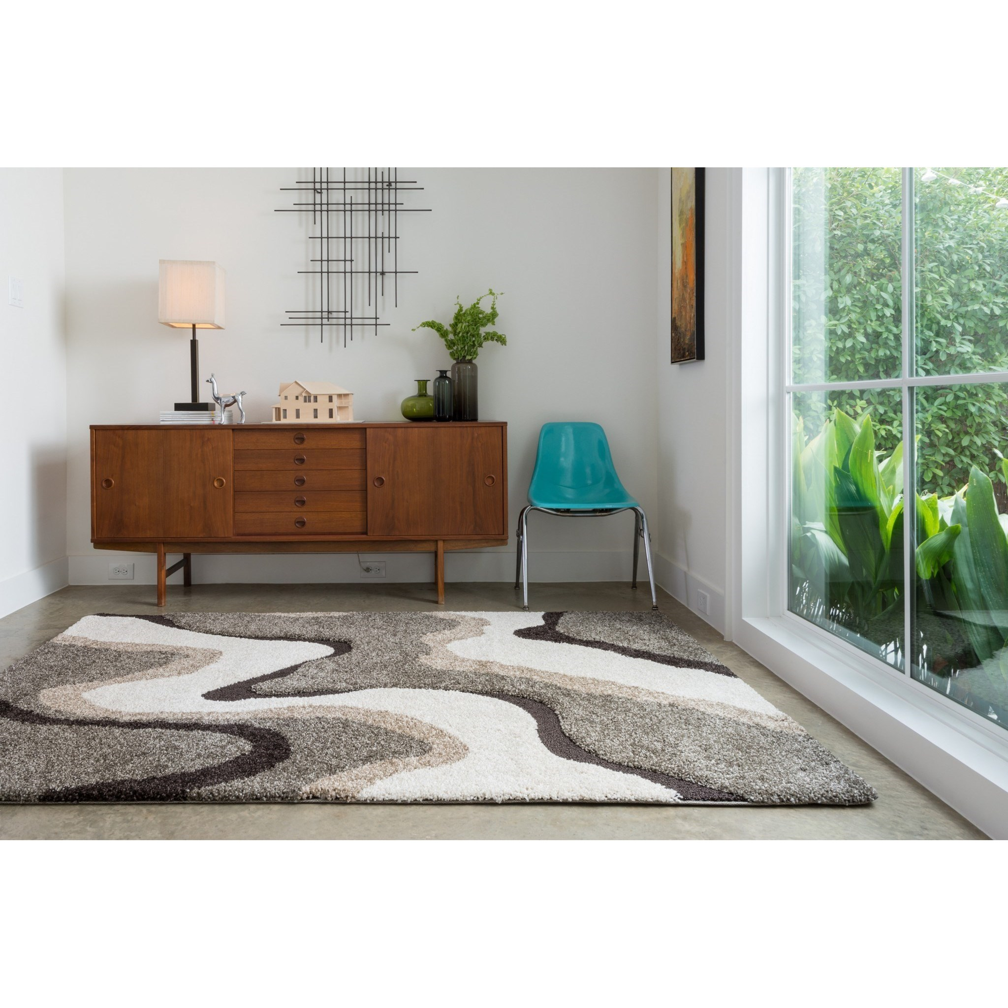 """Enchant 9'-0"""" x 12'-0"""" Area Rug by Loloi Rugs at Virginia Furniture Market"""