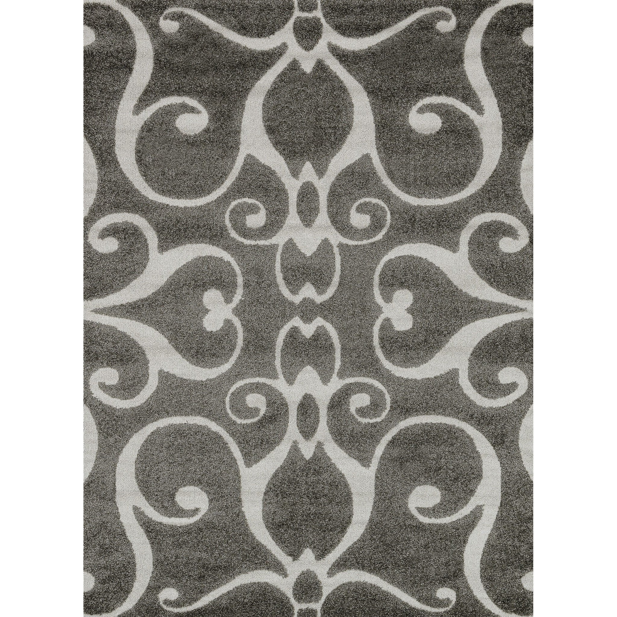 """Enchant 7'-7"""" X 10'-6"""" Area Rug by Loloi Rugs at Virginia Furniture Market"""