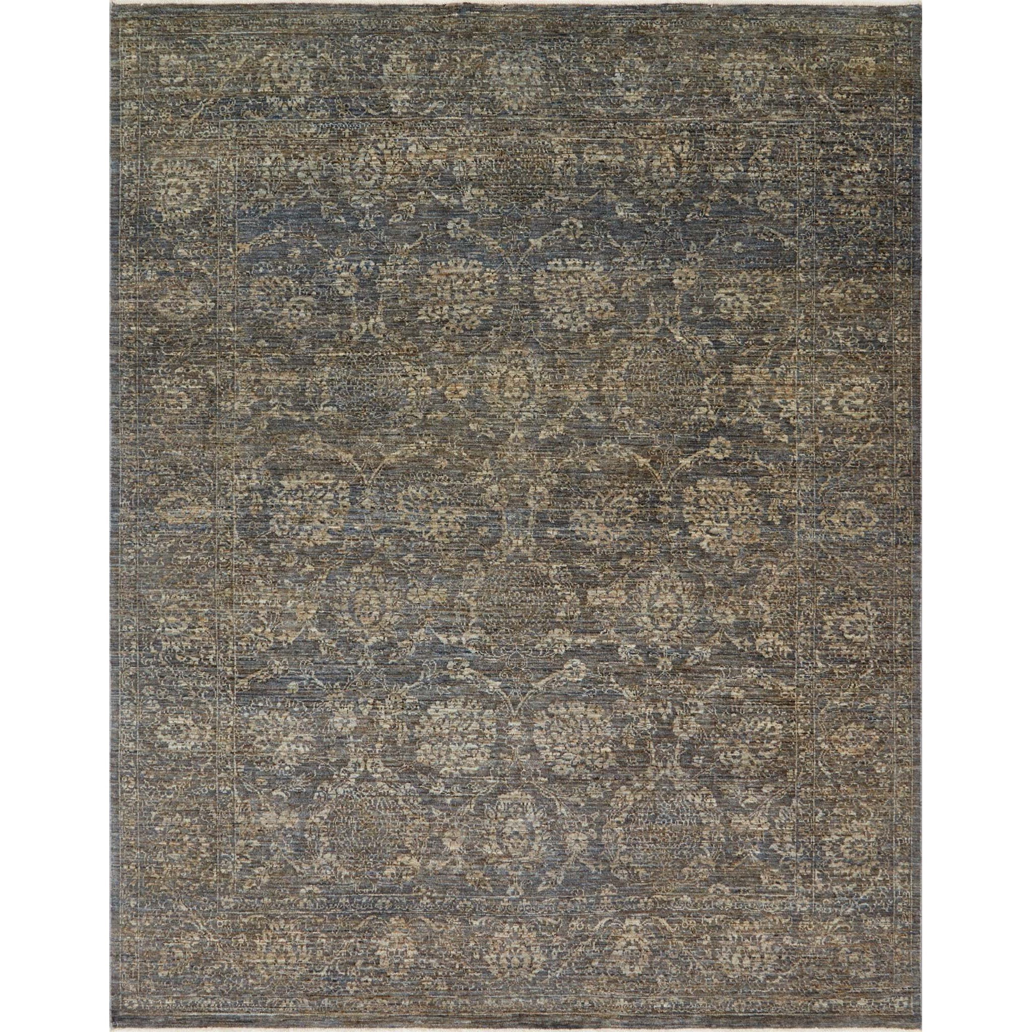 """Essex 9'-6"""" x 13'-6"""" Area Rug by Loloi Rugs at Virginia Furniture Market"""