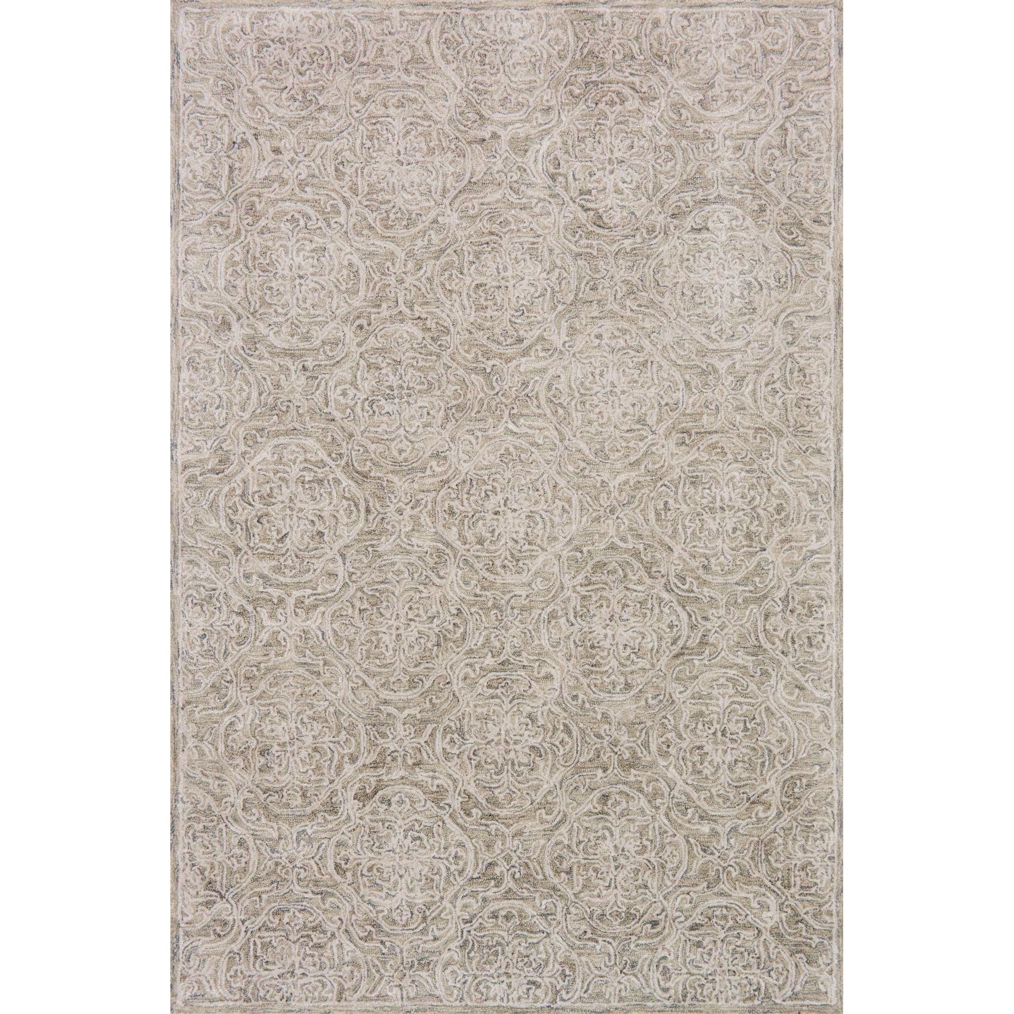 "Filigree 7'-9"" X 9'-9"" Rug by Loloi Rugs at Virginia Furniture Market"