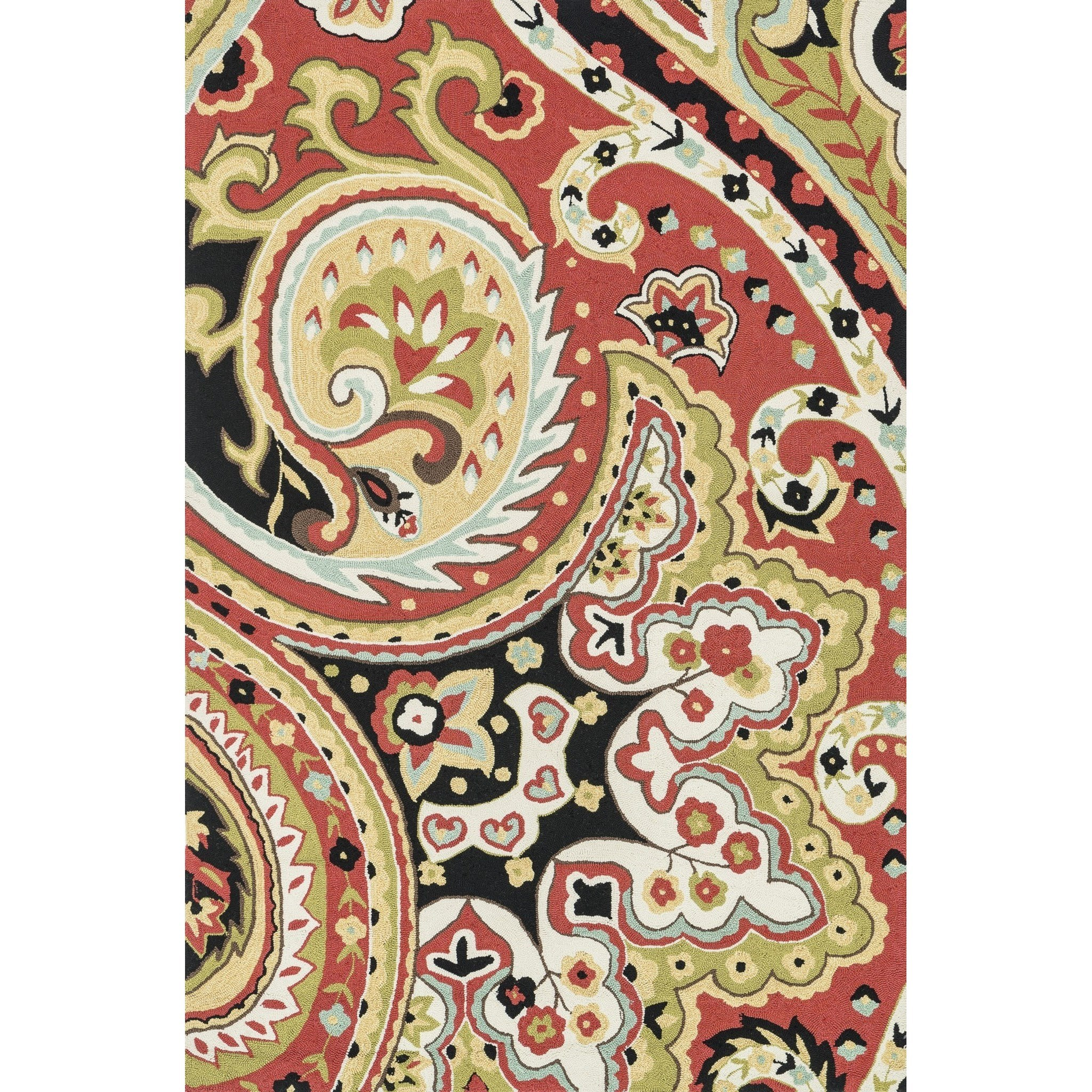 "Francesca 5'-0"" x 7'-6"" Area Rug by Loloi Rugs at Sprintz Furniture"