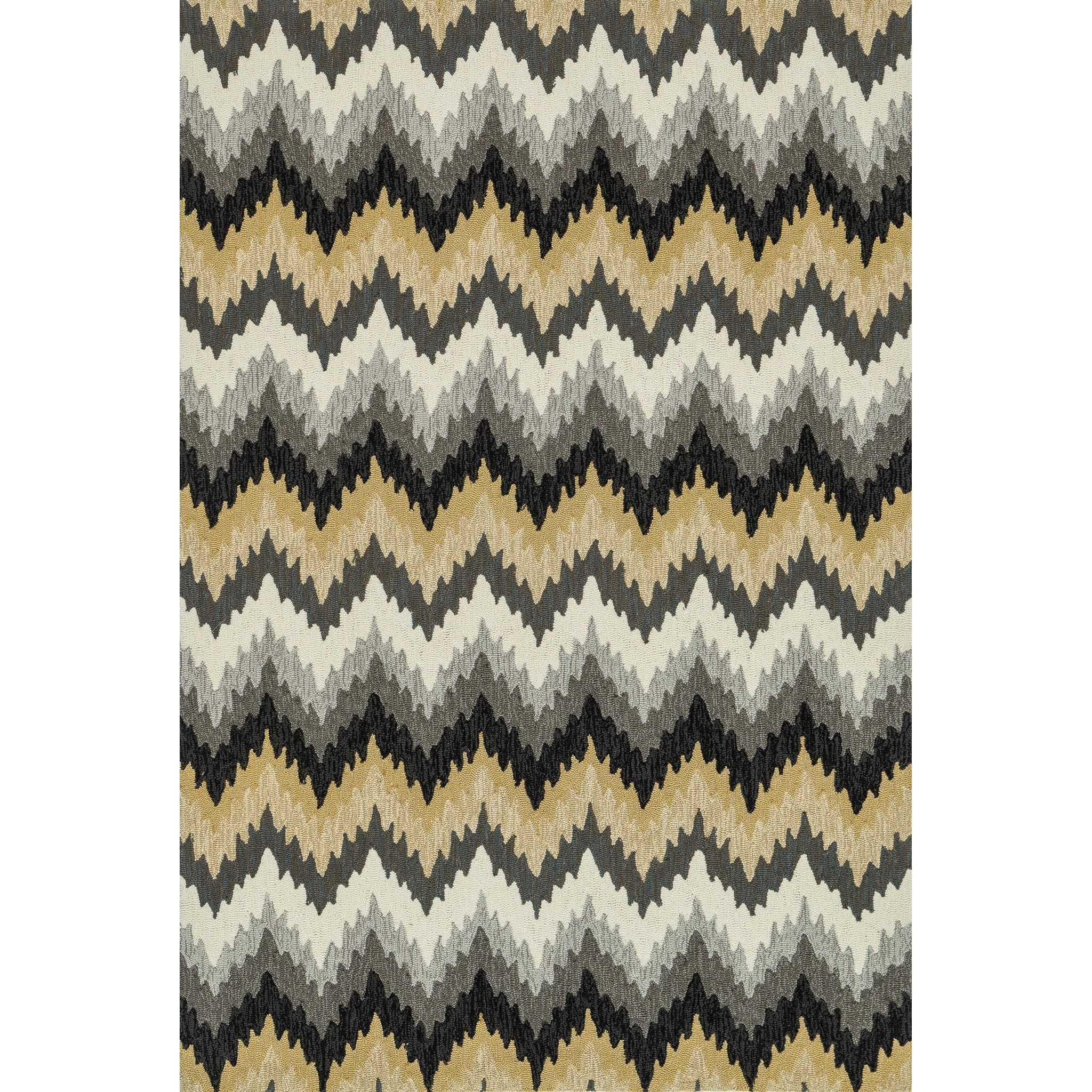 "Francesca 3'-6"" x 5'-6"" Area Rug by Loloi Rugs at Belfort Furniture"