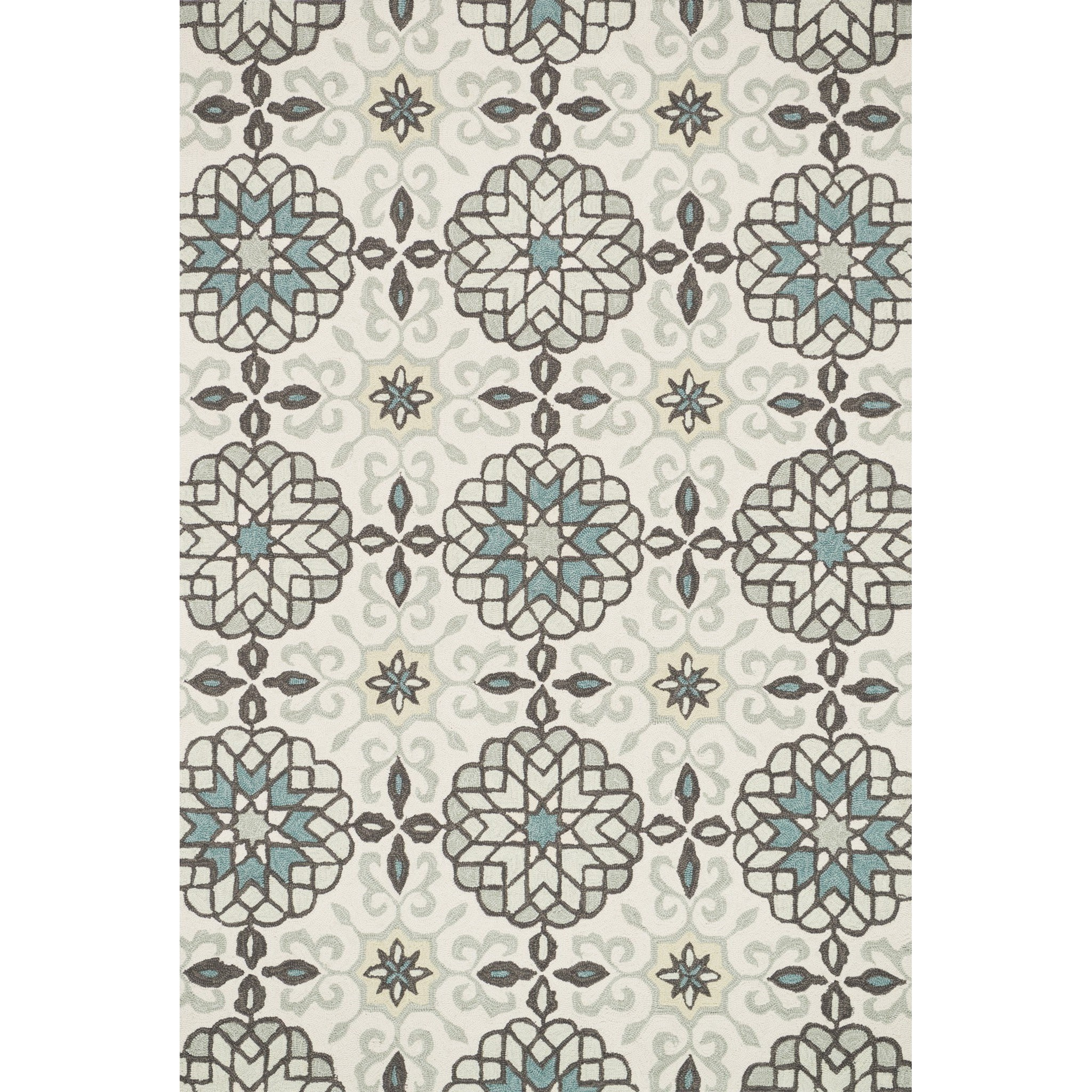 "Francesca 2'-3"" x 3'-9"" Area Rug by Loloi Rugs at Sprintz Furniture"