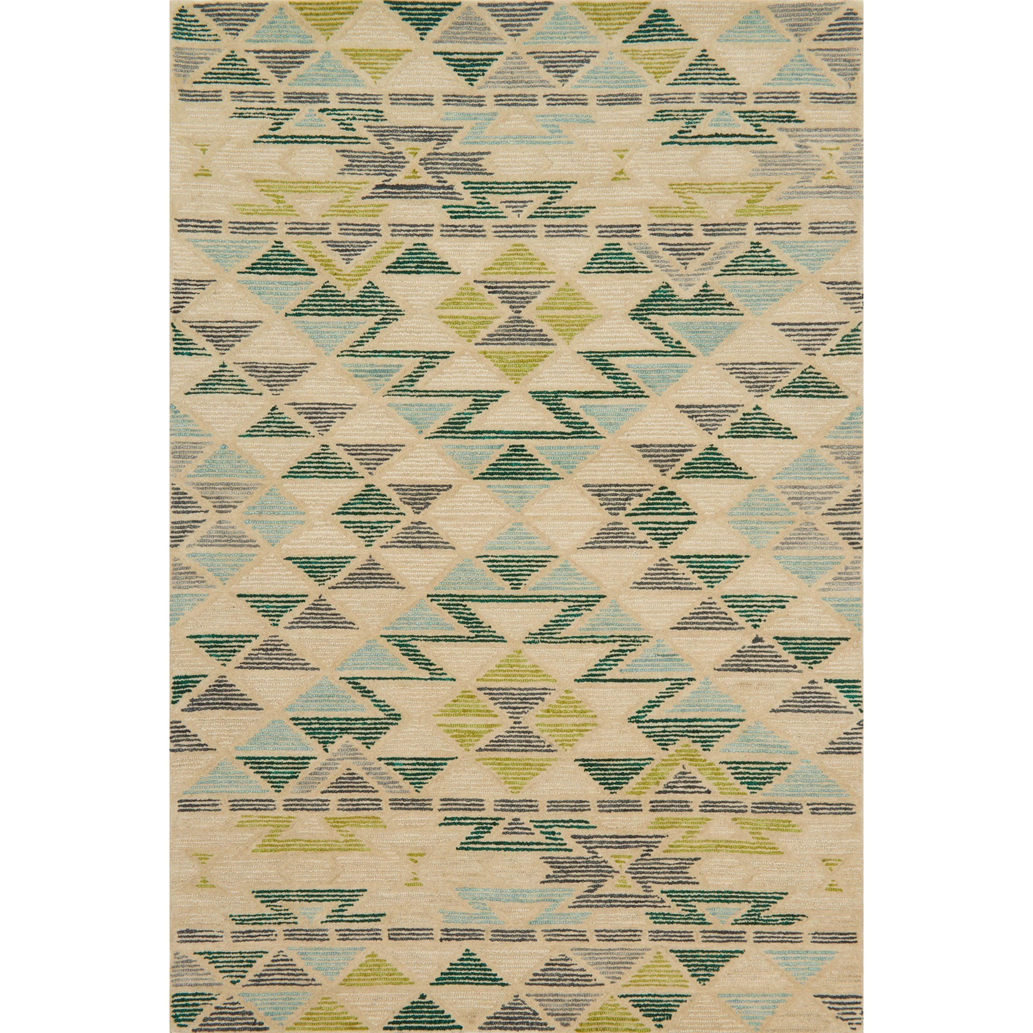 """Gemology 7'-9"""" X 9'-9"""" Rug by Loloi Rugs at Virginia Furniture Market"""