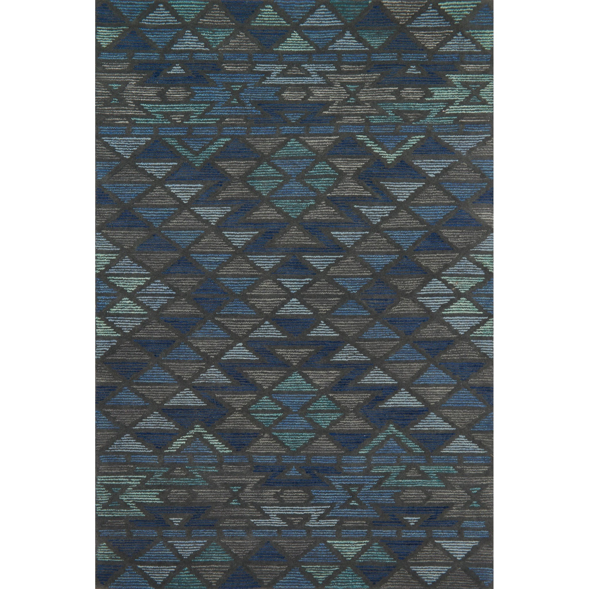 """Gemology 3'-6"""" X 5'-6"""" Rug by Loloi Rugs at Virginia Furniture Market"""