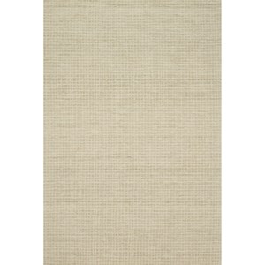 "3'-6"" x 5'-6"" Antique Ivory Area Rug"