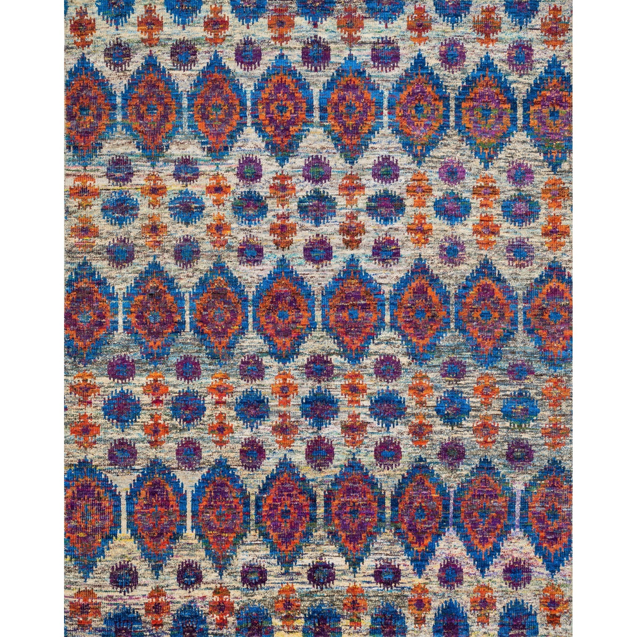 """Giselle 8'-6"""" x 11'-6"""" Area Rug by Loloi Rugs at Virginia Furniture Market"""