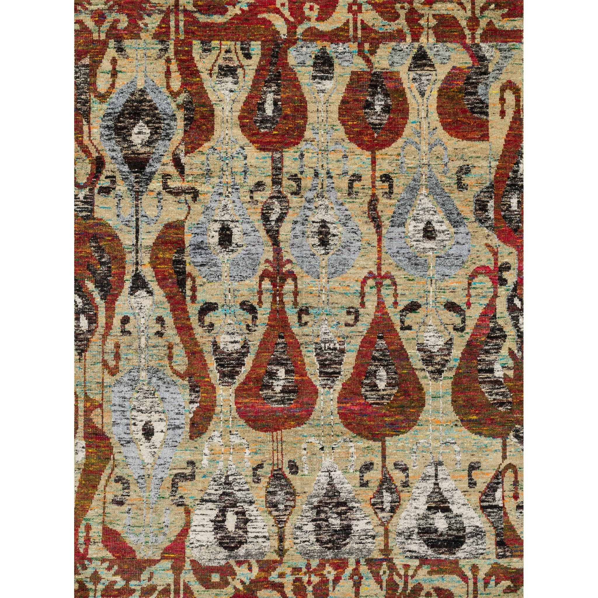 """Giselle 5'-6"""" x 8'-6"""" Area Rug by Loloi Rugs at Virginia Furniture Market"""