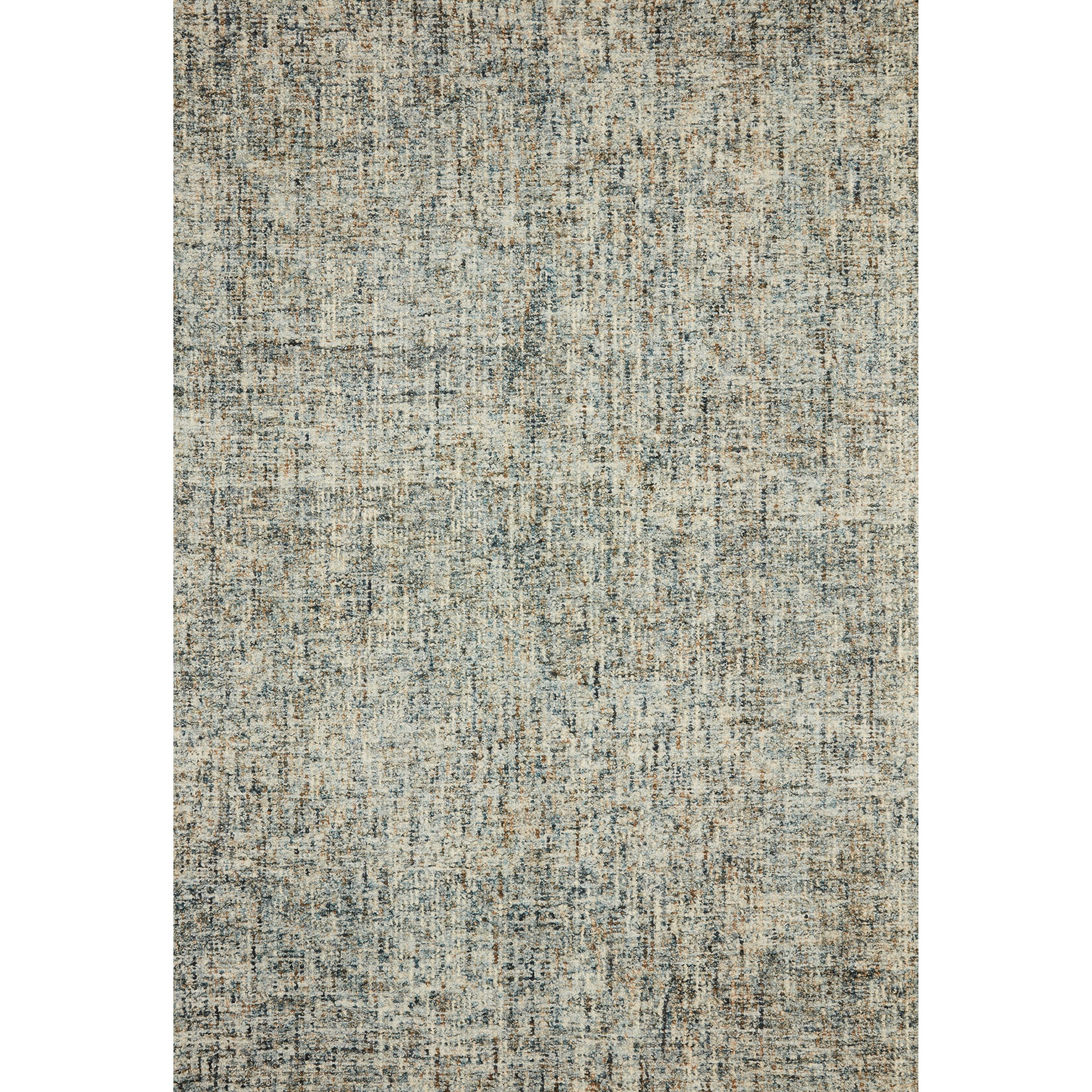 """Harlow 8'6"""" x 12' Ocean / Sand Rug by Loloi Rugs at Virginia Furniture Market"""