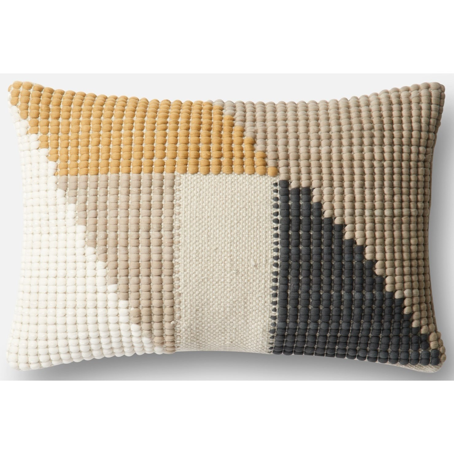 """Indoor/Outdoor Pillows 13"""" X 21""""  Pillow Cover Only by Loloi Rugs at Sprintz Furniture"""