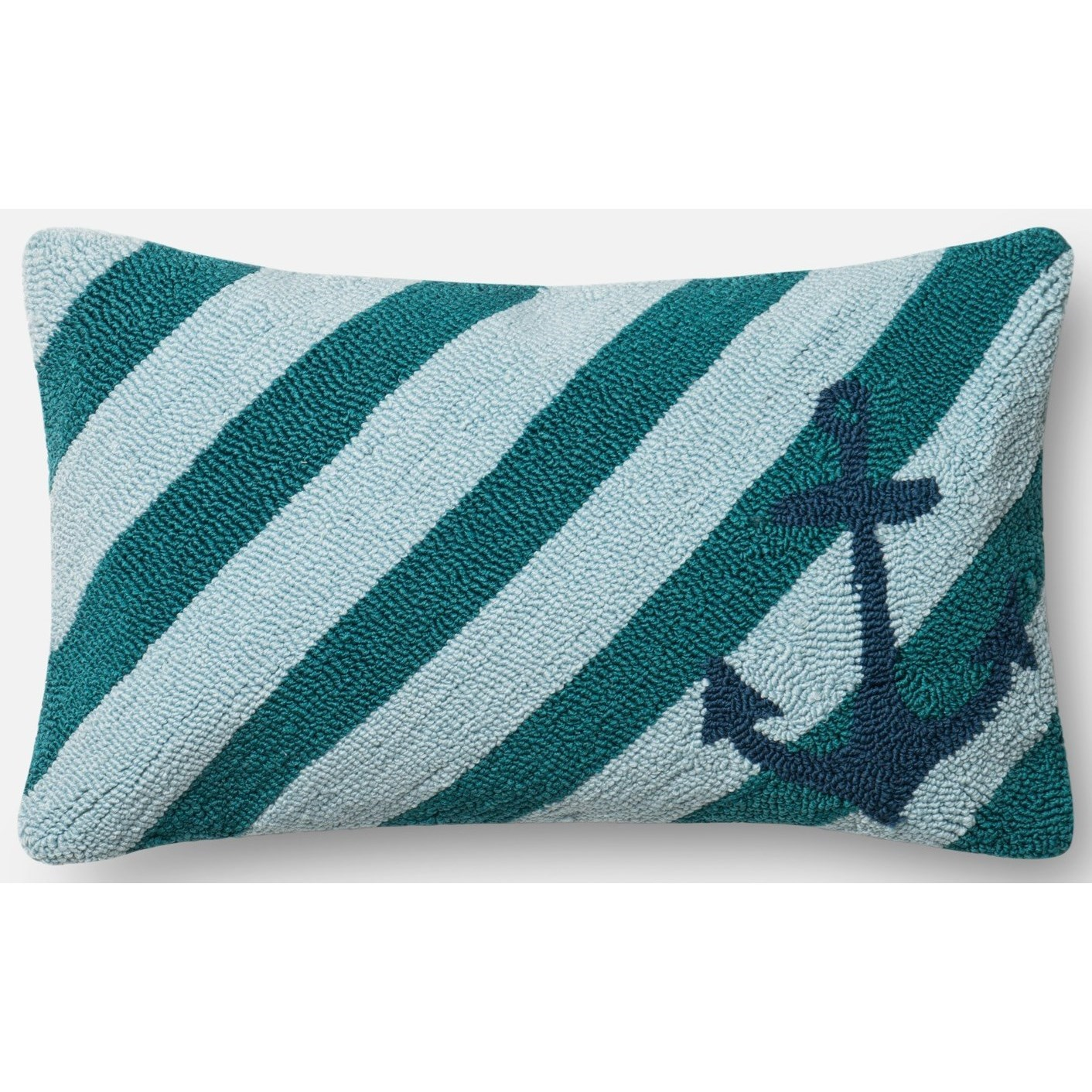 """Indoor/Outdoor Pillows 13"""" X 21""""  Pillow Cover Only by Loloi Rugs at Belfort Furniture"""