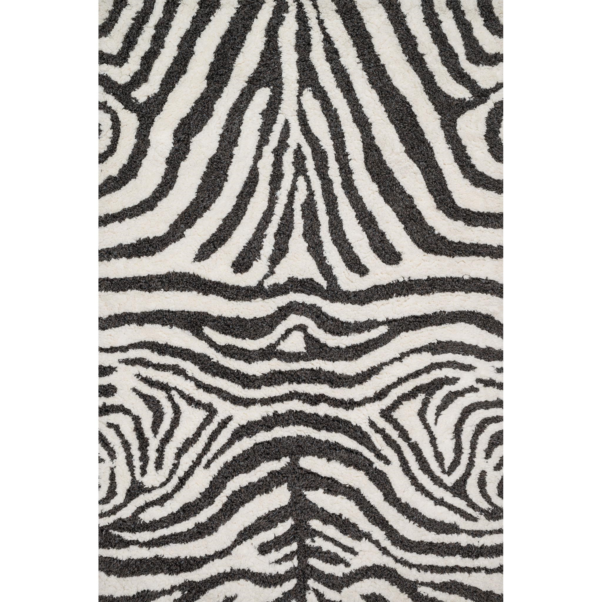 "Kiara Shag 7'-9"" x 9'-9"" Area Rug by Loloi Rugs at Sprintz Furniture"