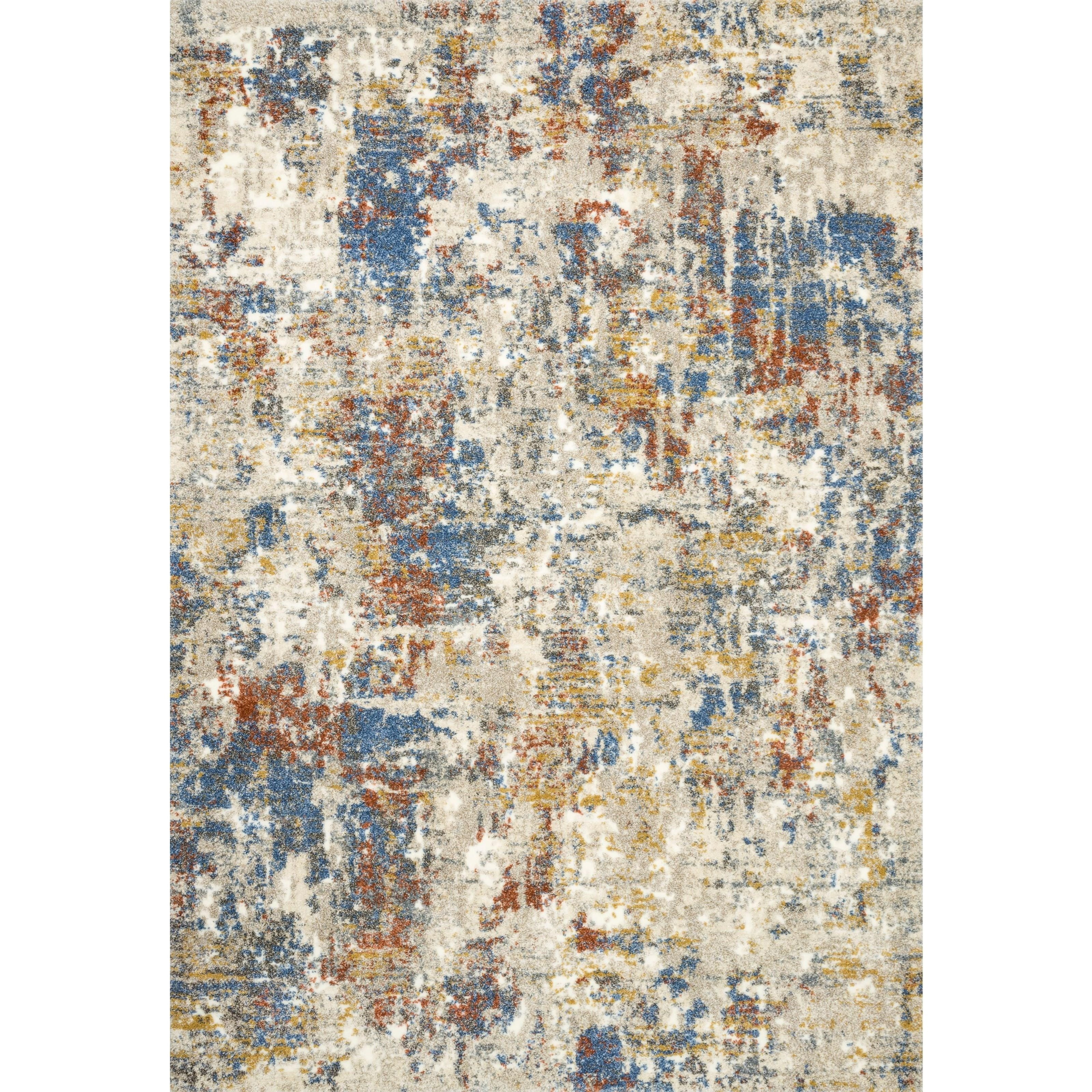 "Landscape 3'-10"" x 5'-7"" Rug by Loloi Rugs at Virginia Furniture Market"