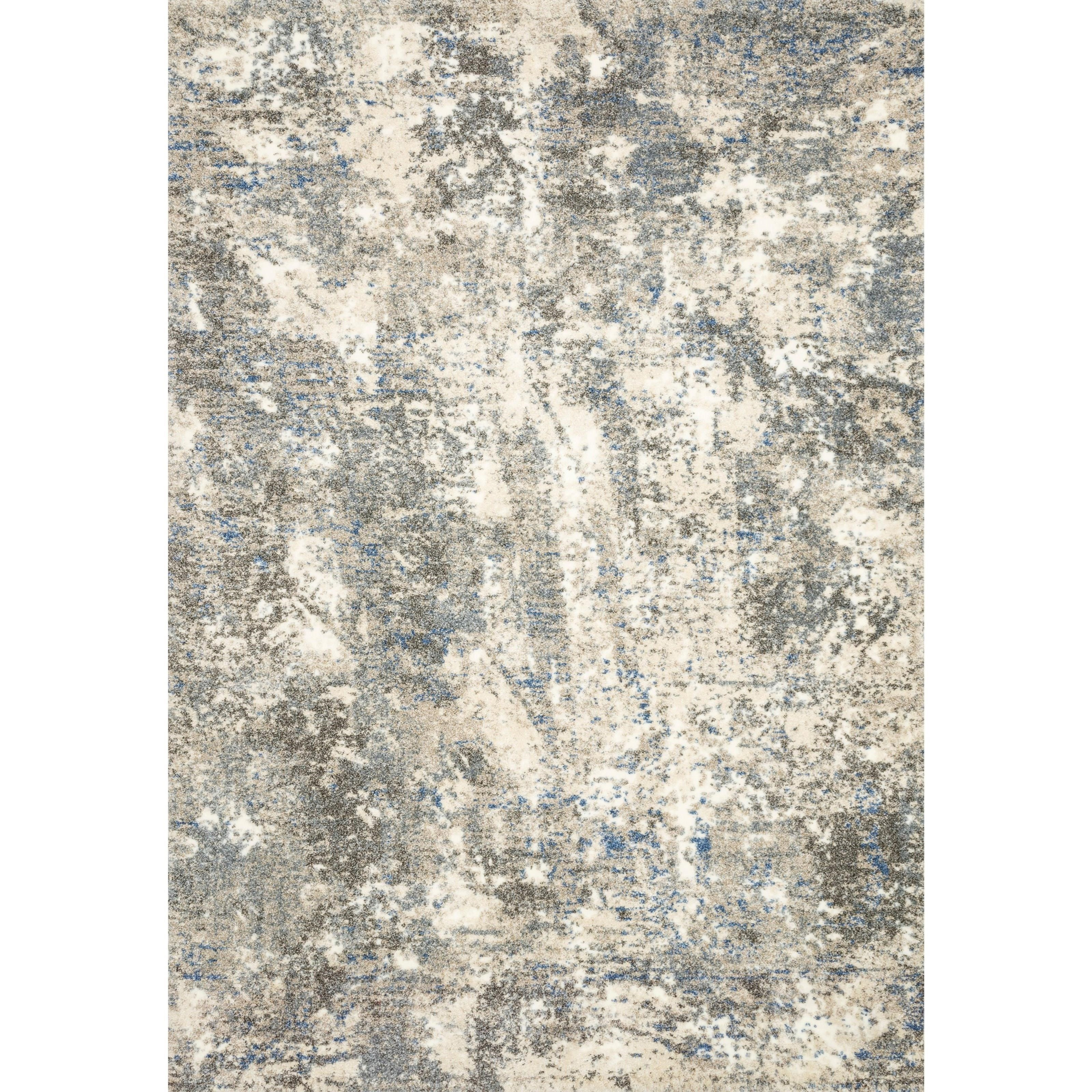 """Landscape 5'-3"""" x 7'-7"""" Rug by Loloi Rugs at Darvin Furniture"""