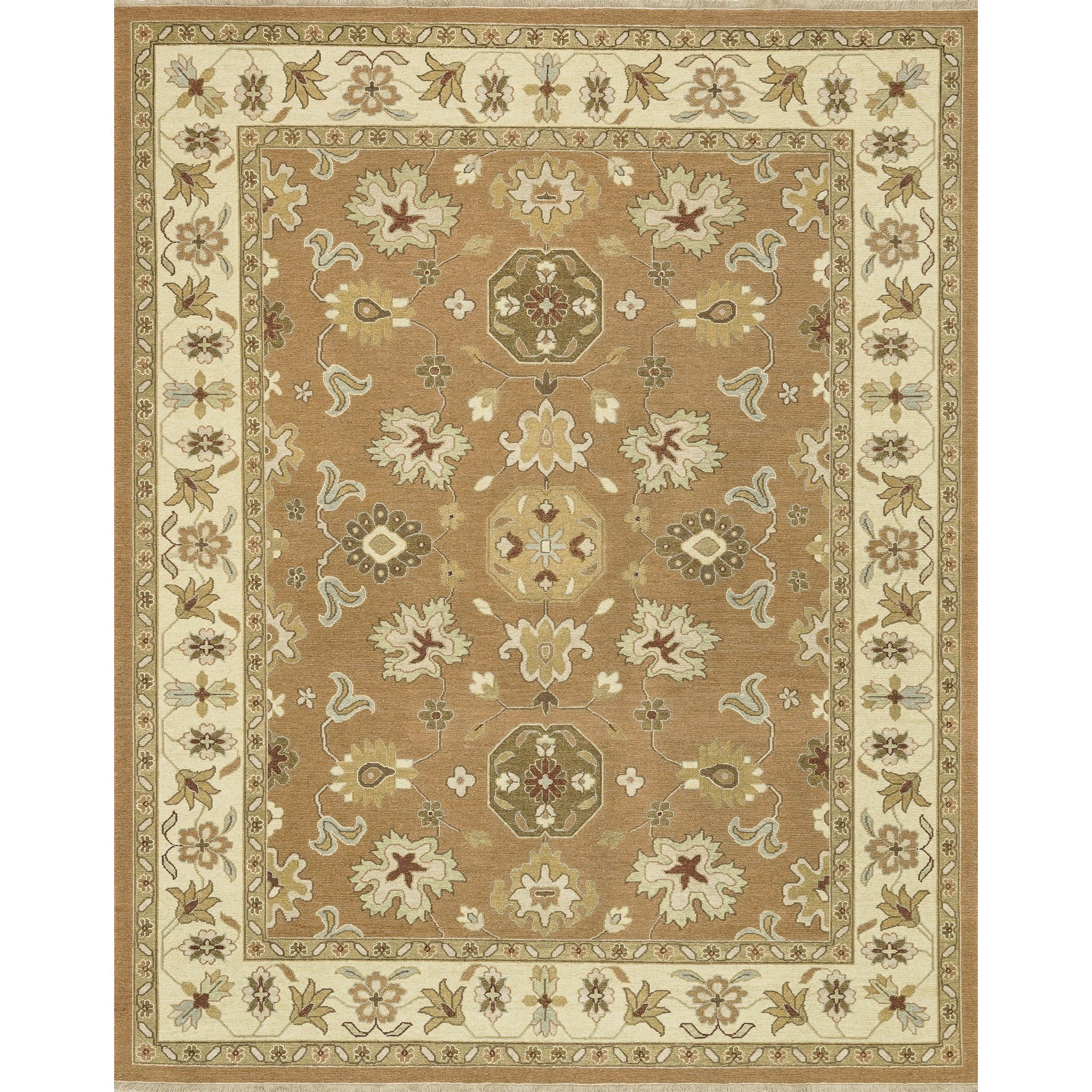 """Laurent 5'-6"""" x 8'-6"""" Area Rug by Loloi Rugs at Virginia Furniture Market"""