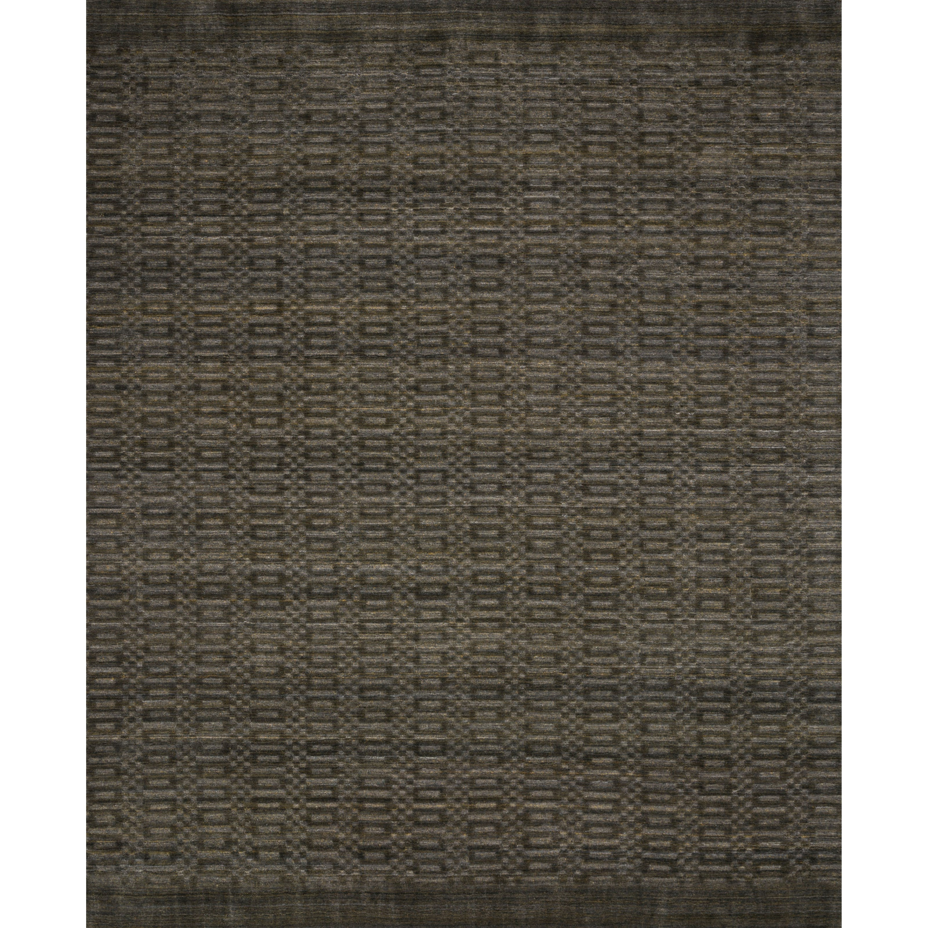 "Lennon 2'0"" x 3'0"" Tobacco Rug by Loloi Rugs at Sprintz Furniture"