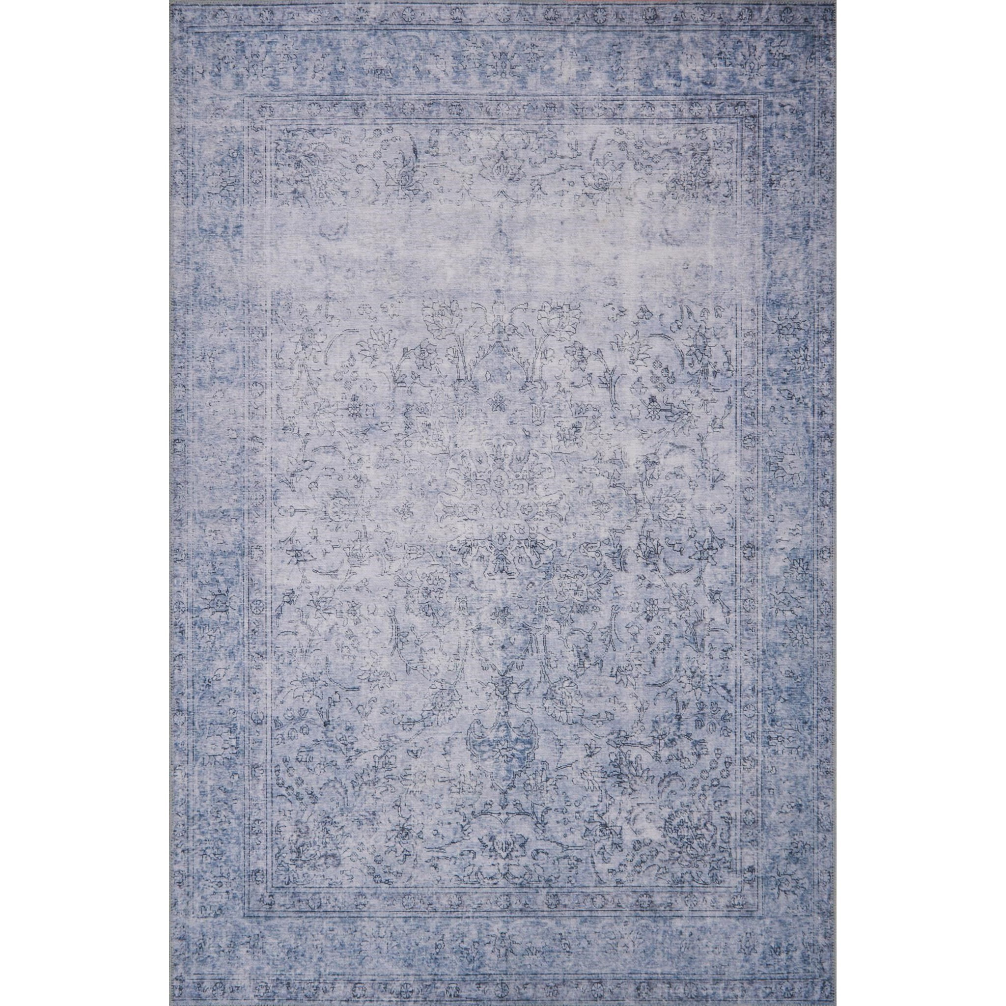 "Loren 7'-6"" x 9'-6"" Area Rug by Loloi Rugs at Sprintz Furniture"