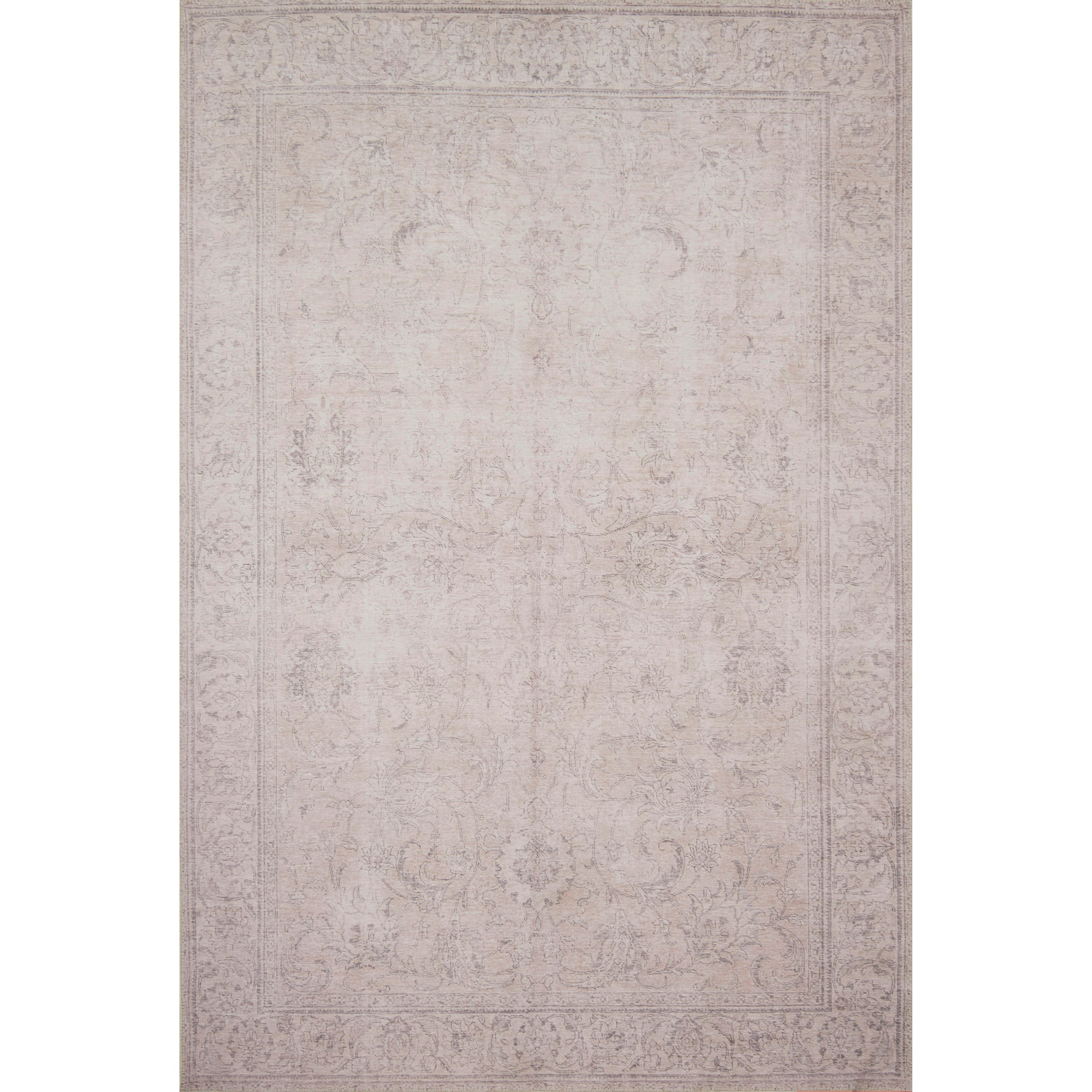"Loren 8'4"" x 11'6"" Sand Rug by Loloi Rugs at Sprintz Furniture"