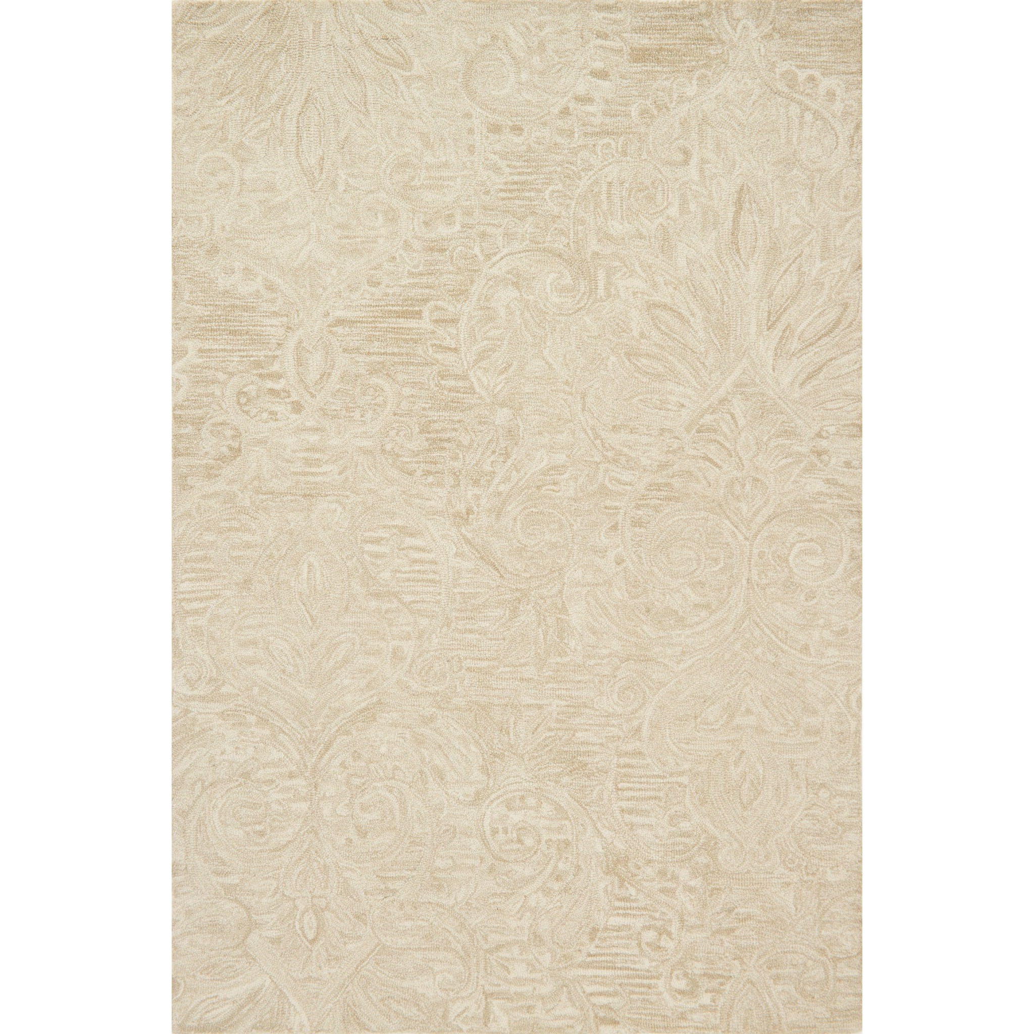 """Lyle 3'-6"""" X 5'-6"""" Rug by Loloi Rugs at Virginia Furniture Market"""