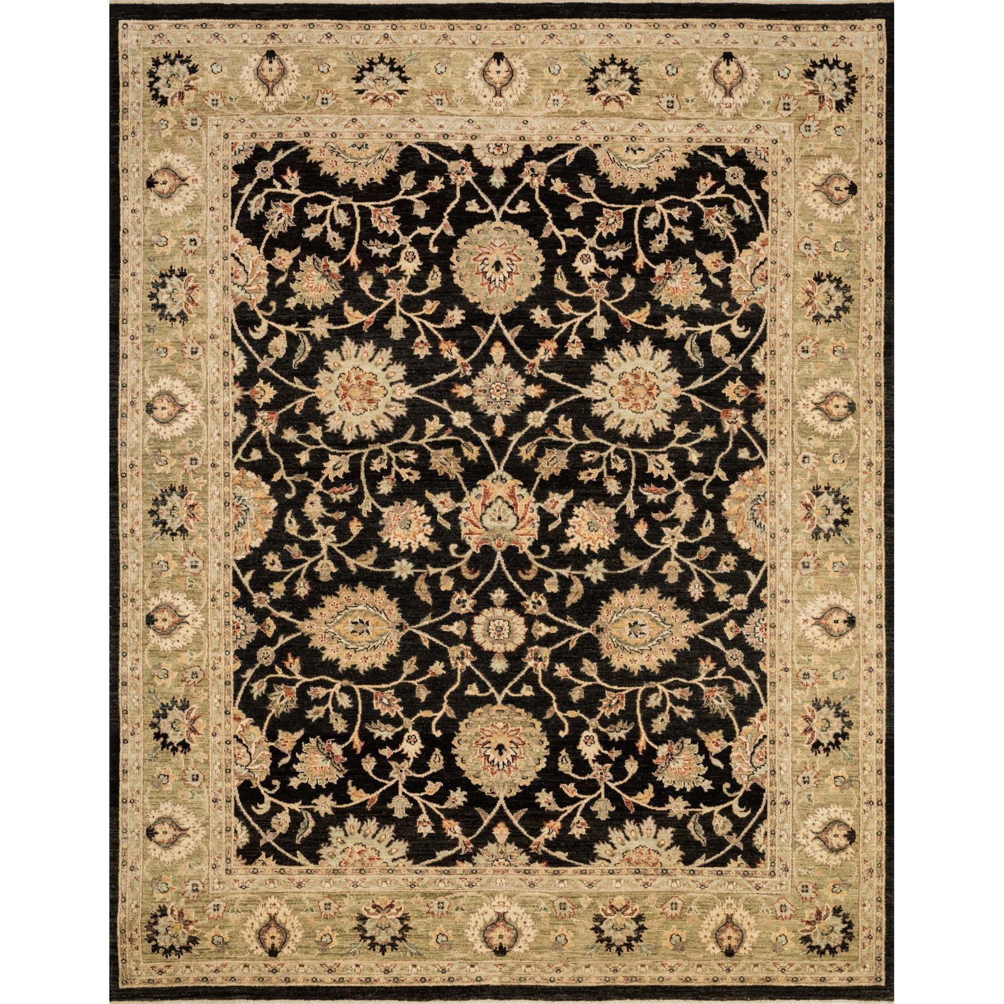 "Majestic 7'-9"" x 9'-9"" Area Rug by Loloi Rugs at Sprintz Furniture"